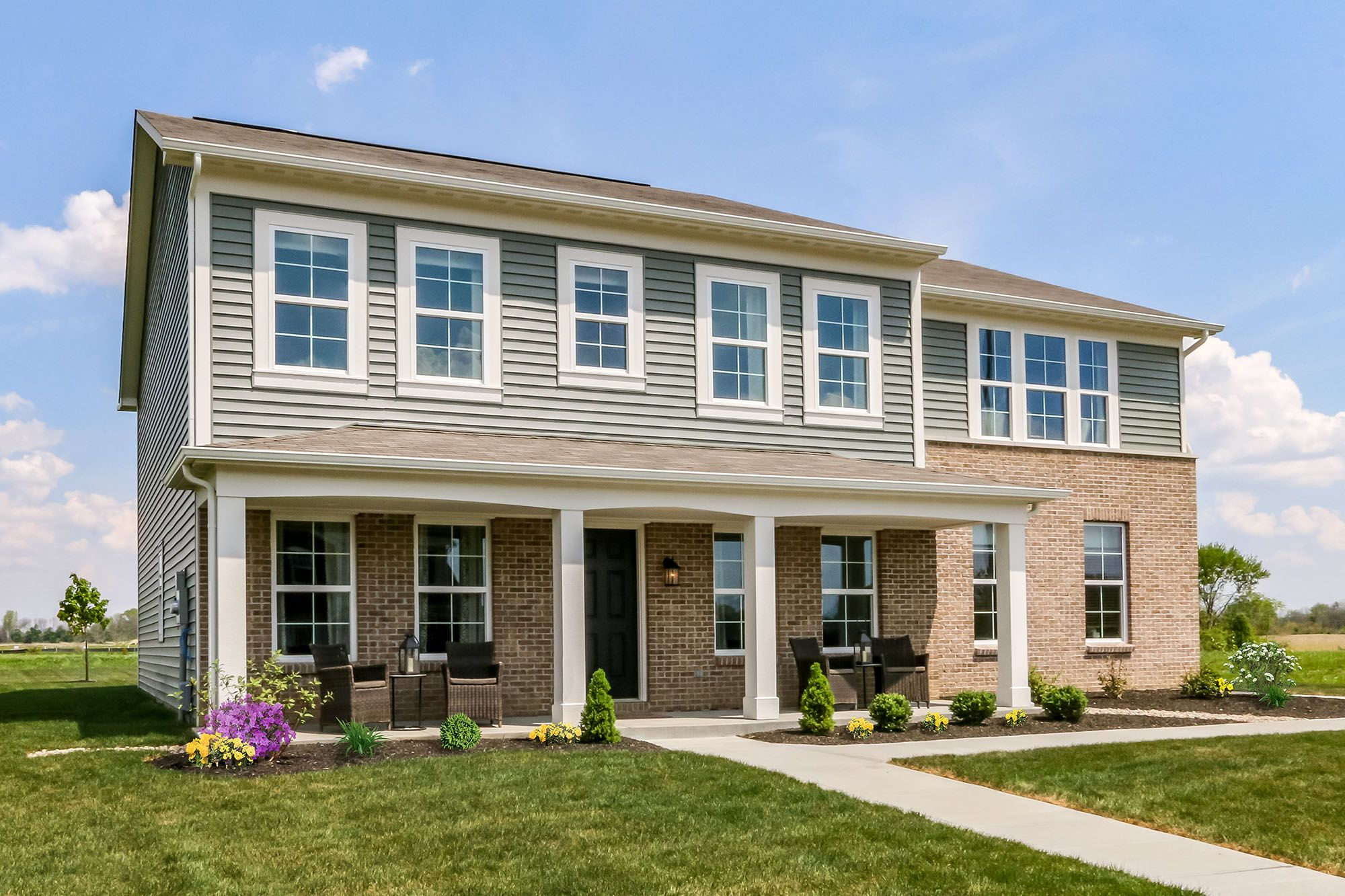 Villas At berland in Pataskala, OH, New Homes & Floor Plans by ... on drees design center, rockford homes design center, mi homes design center, ryan homes design center, ryland homes design center, david weekley homes design center, beazer homes design center,