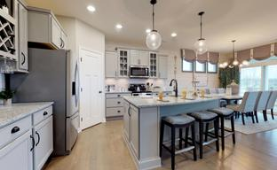 Gardens of Villages at Westchester by Fischer Homes in Columbus Ohio