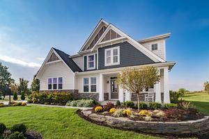 homes in Glen Ridge Estates by Fischer Homes
