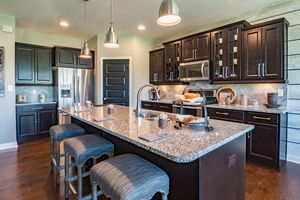 homes in The Enclave at Lyster Lane by Fischer Homes
