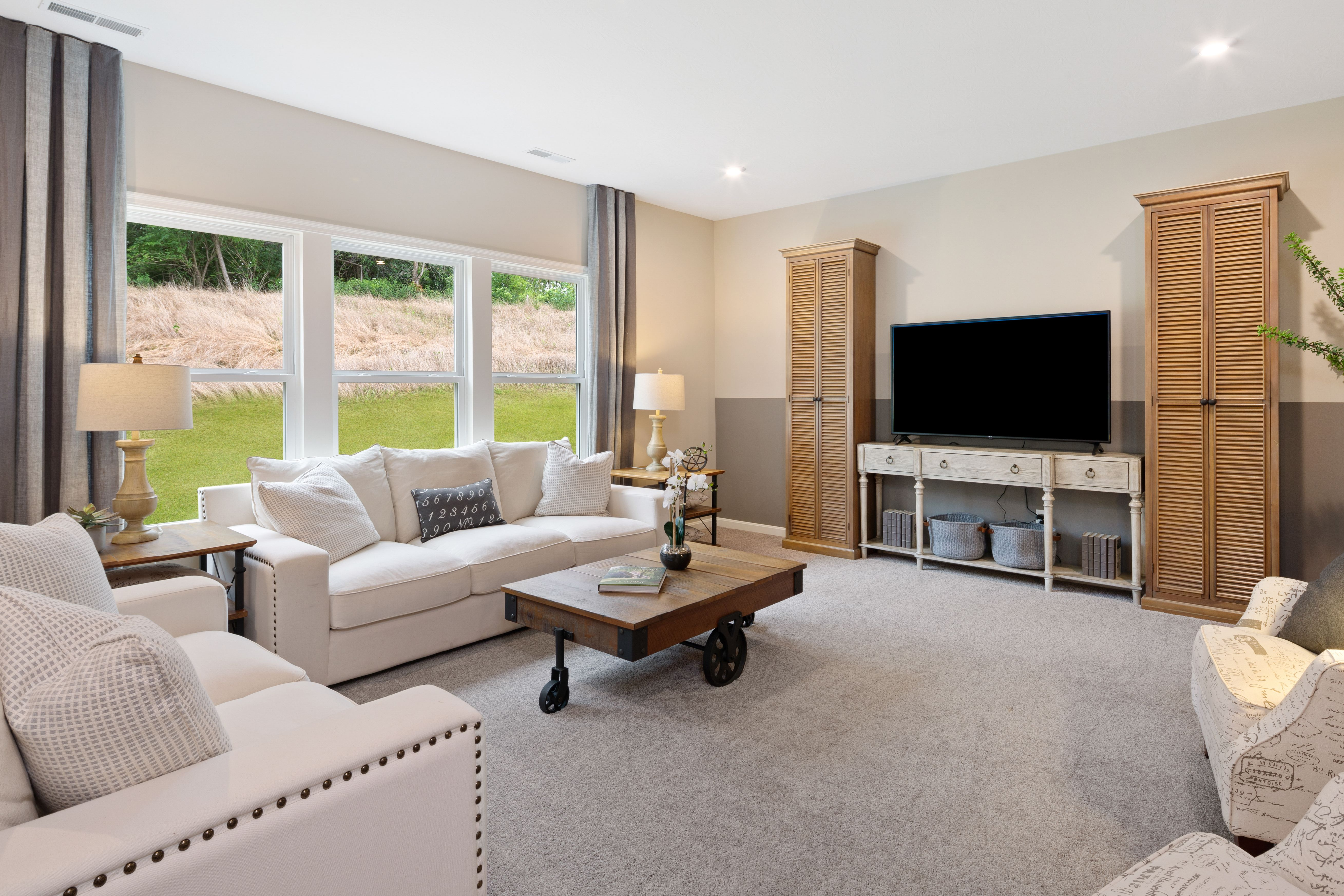 Living Area featured in the Yosemite By Fischer Homes  in Cincinnati, KY
