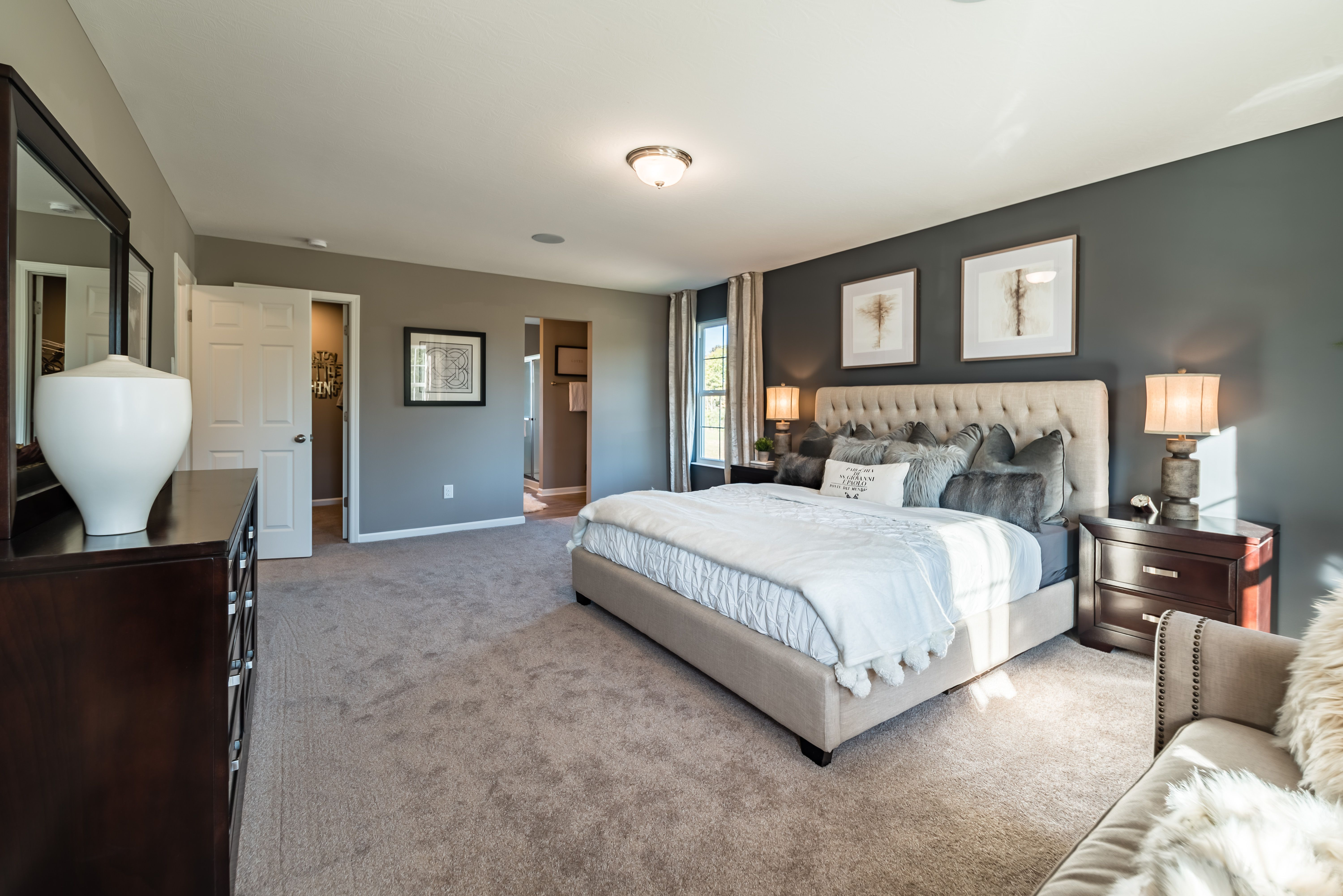 Bedroom featured in the Yosemite By Fischer Homes  in Louisville, KY
