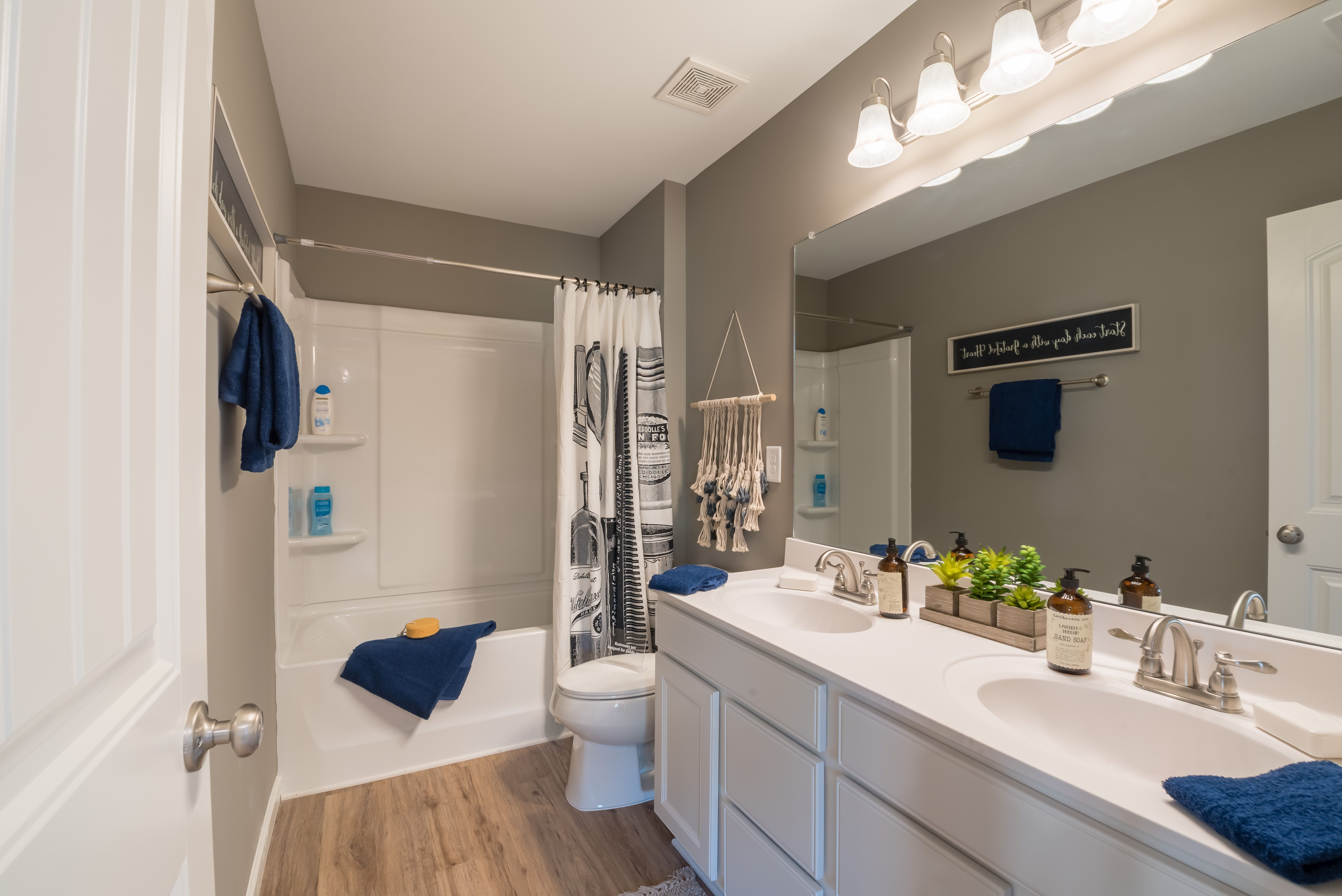 Bathroom featured in the Cumberland By Fischer Homes  in Cincinnati, OH