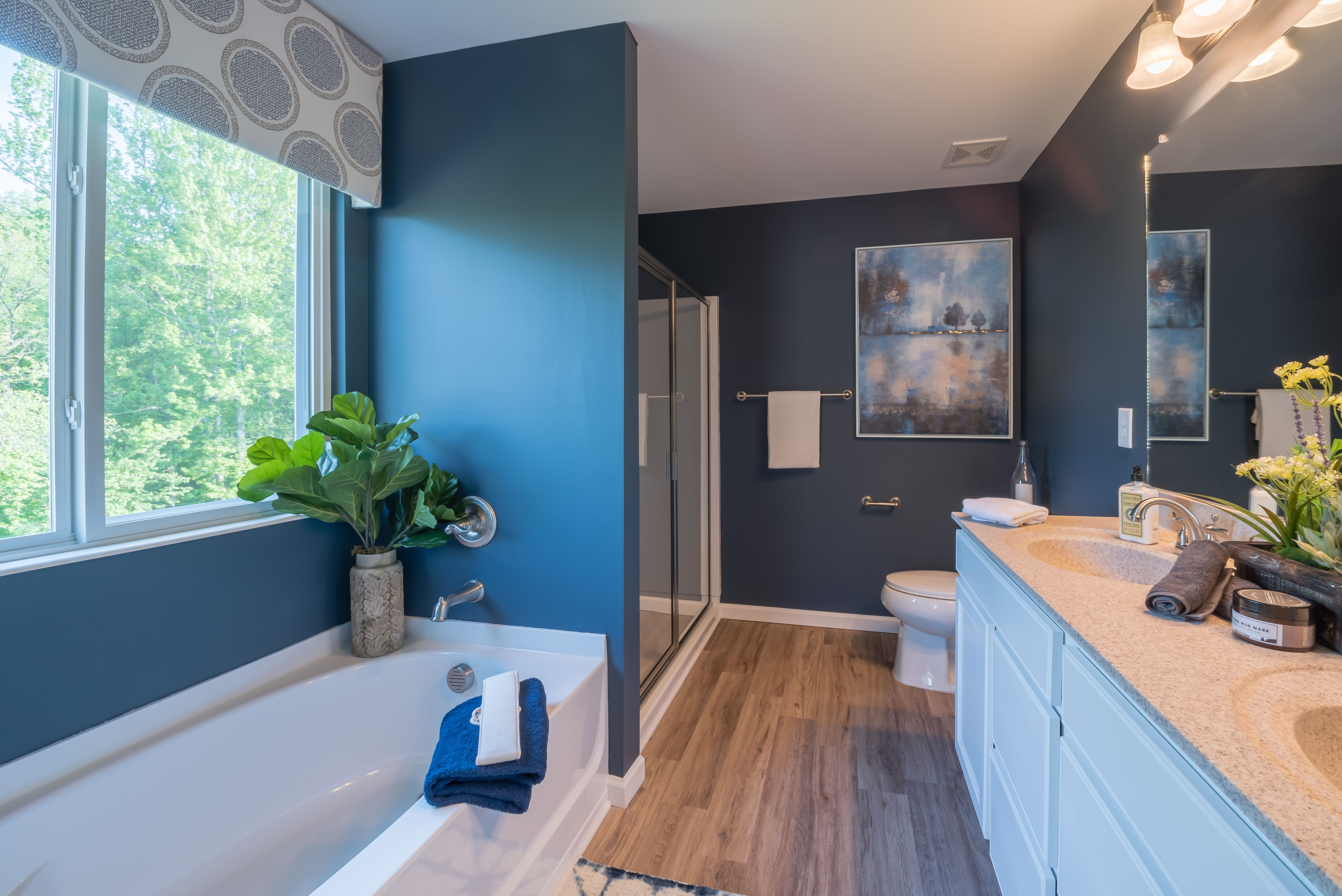 Bathroom featured in the Cumberland By Fischer Homes  in Louisville, KY