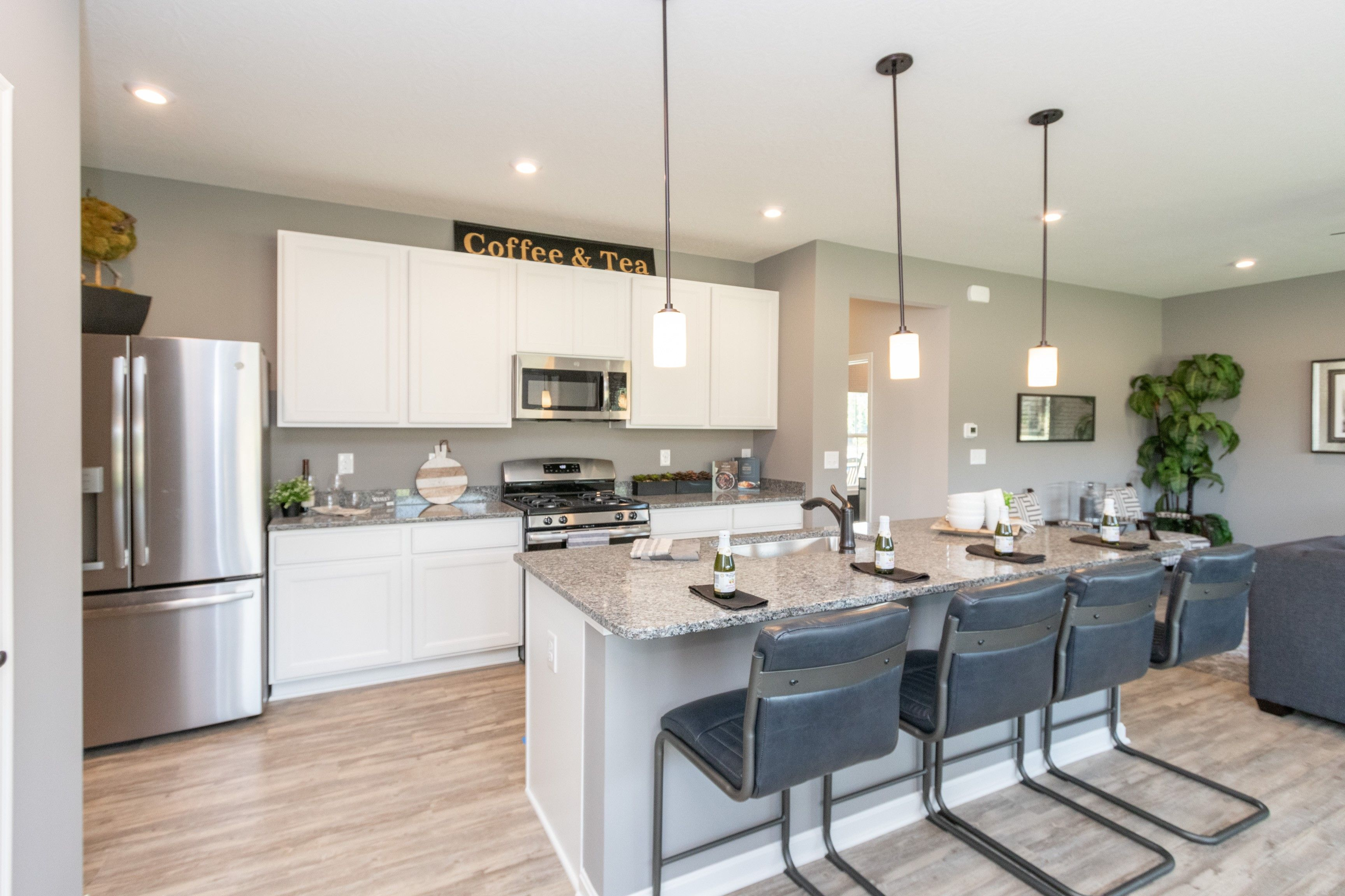Kitchen featured in the Wesley By Fischer Homes  in Louisville, KY