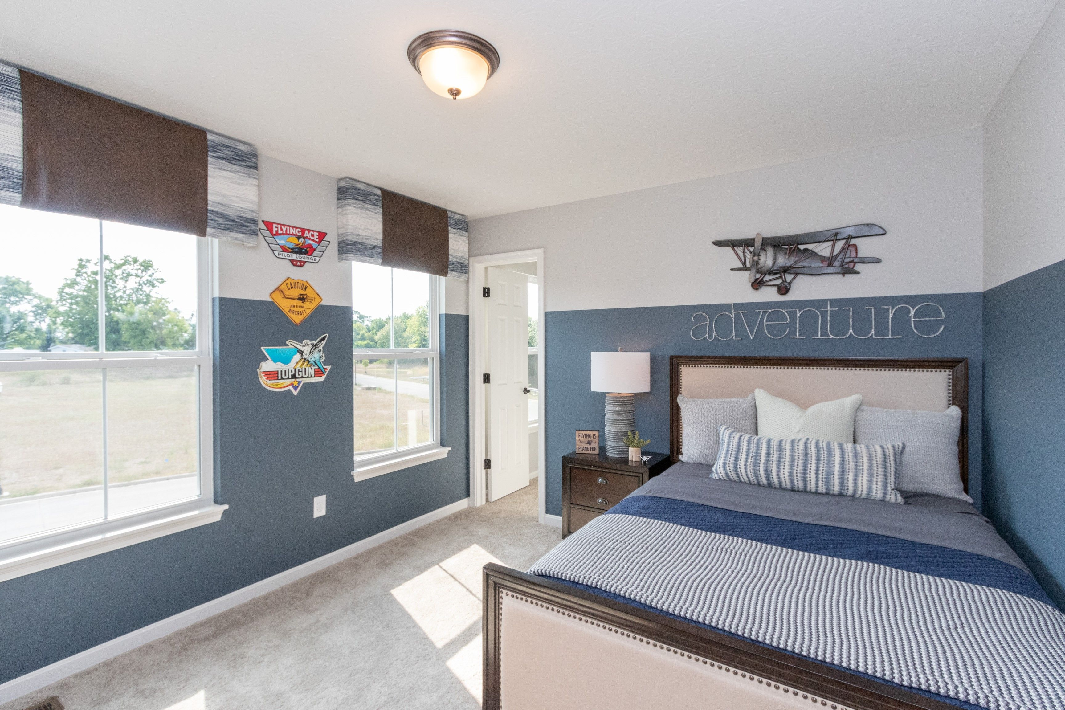 Bedroom featured in the Wesley By Fischer Homes  in Louisville, KY