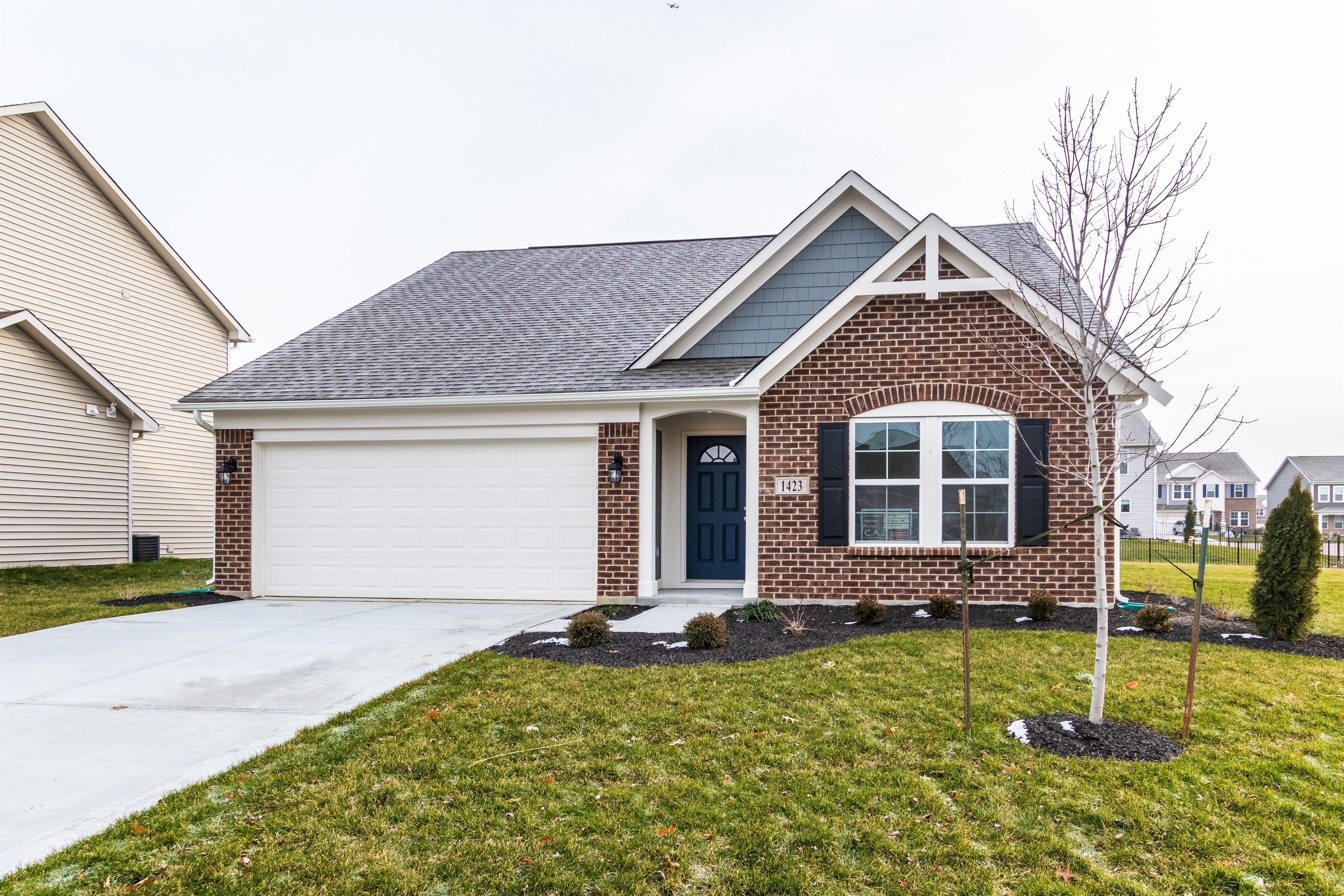 Exterior featured in the Beacon By Fischer Homes  in Louisville, KY