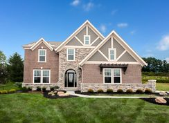 Blake - Arcadia: Alexandria, Ohio - Fischer Homes