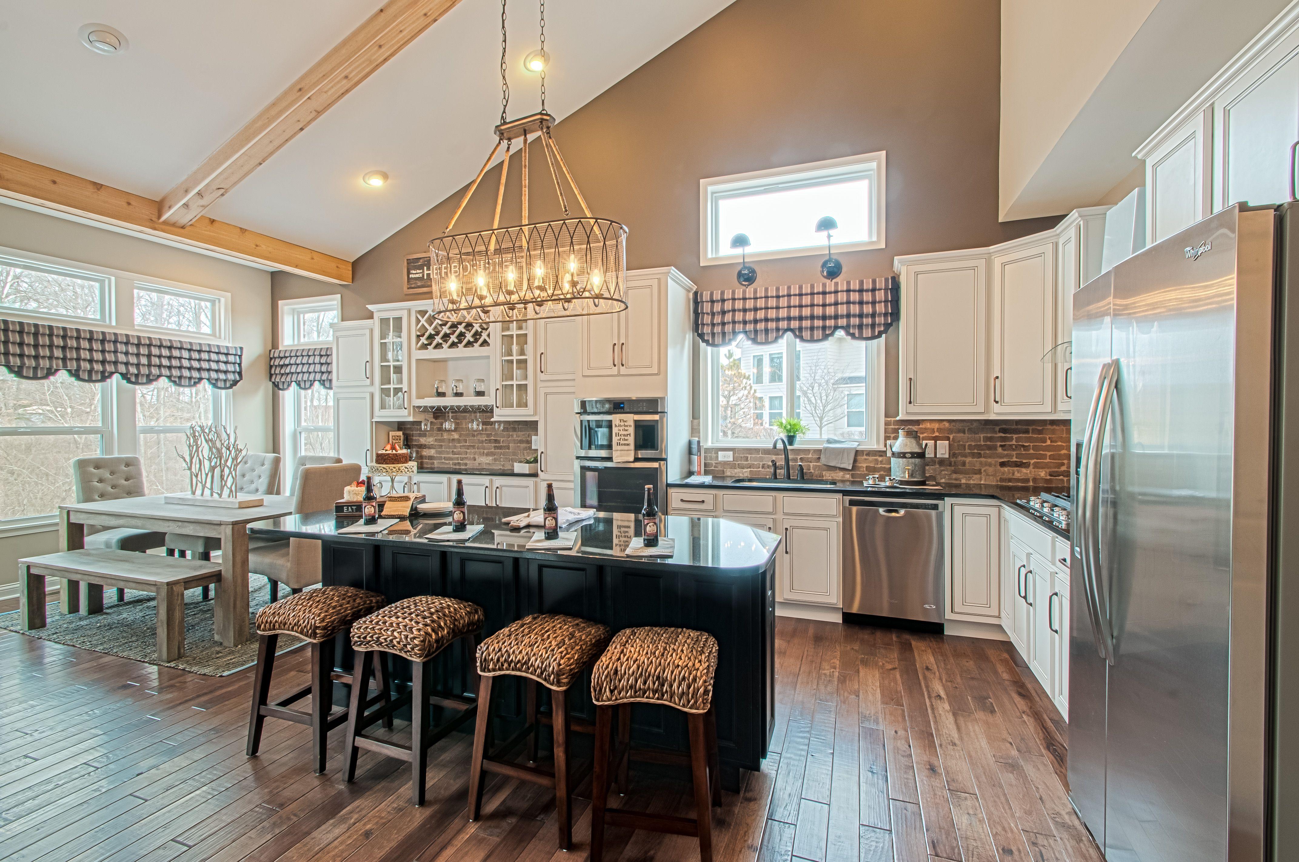 Kitchen featured in the Blake By Fischer Homes  in Cincinnati, KY