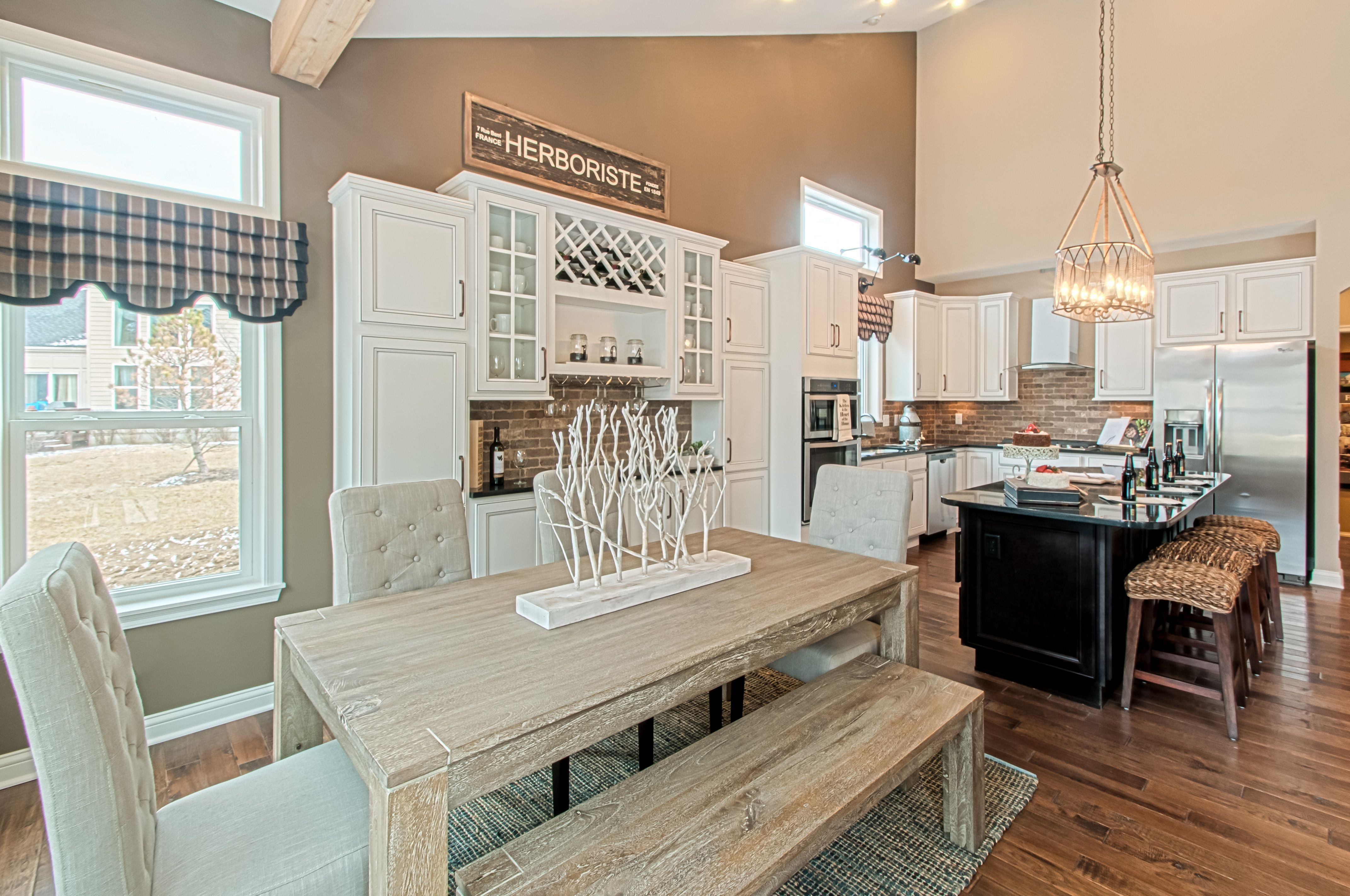 Living Area featured in the Blake By Fischer Homes  in Cincinnati, KY