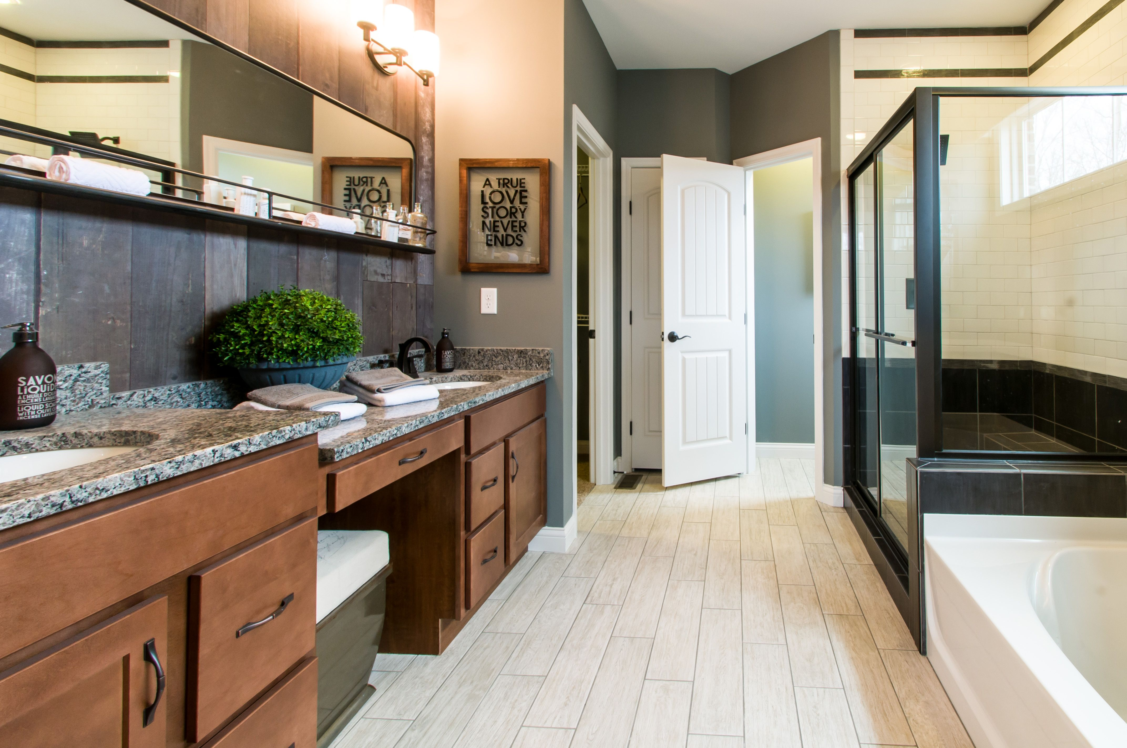 Bathroom featured in the Blake By Fischer Homes  in Cincinnati, KY