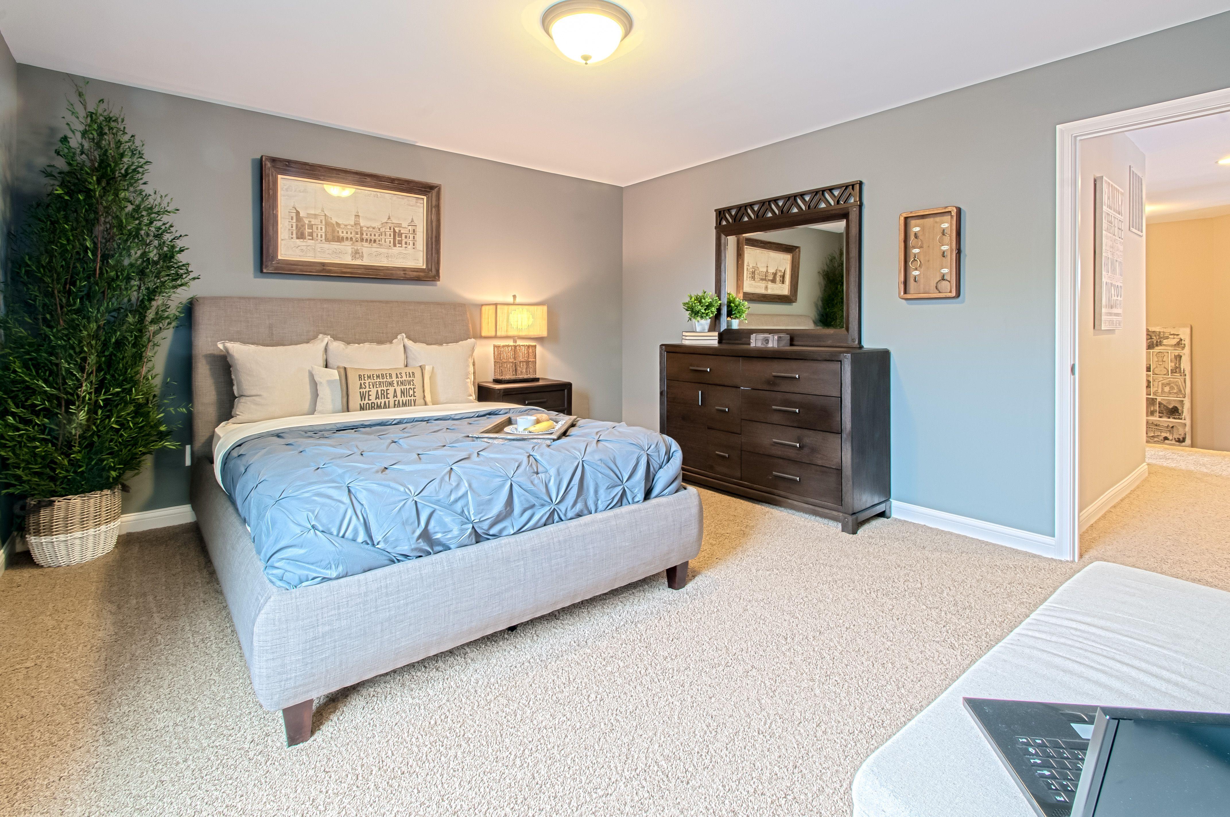 Bedroom featured in the Blake By Fischer Homes  in Cincinnati, KY