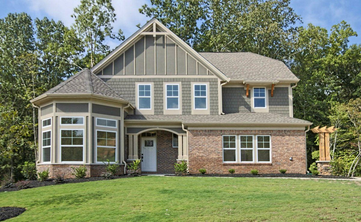 Exterior featured in the Bradford By Fischer Homes  in Columbus, OH