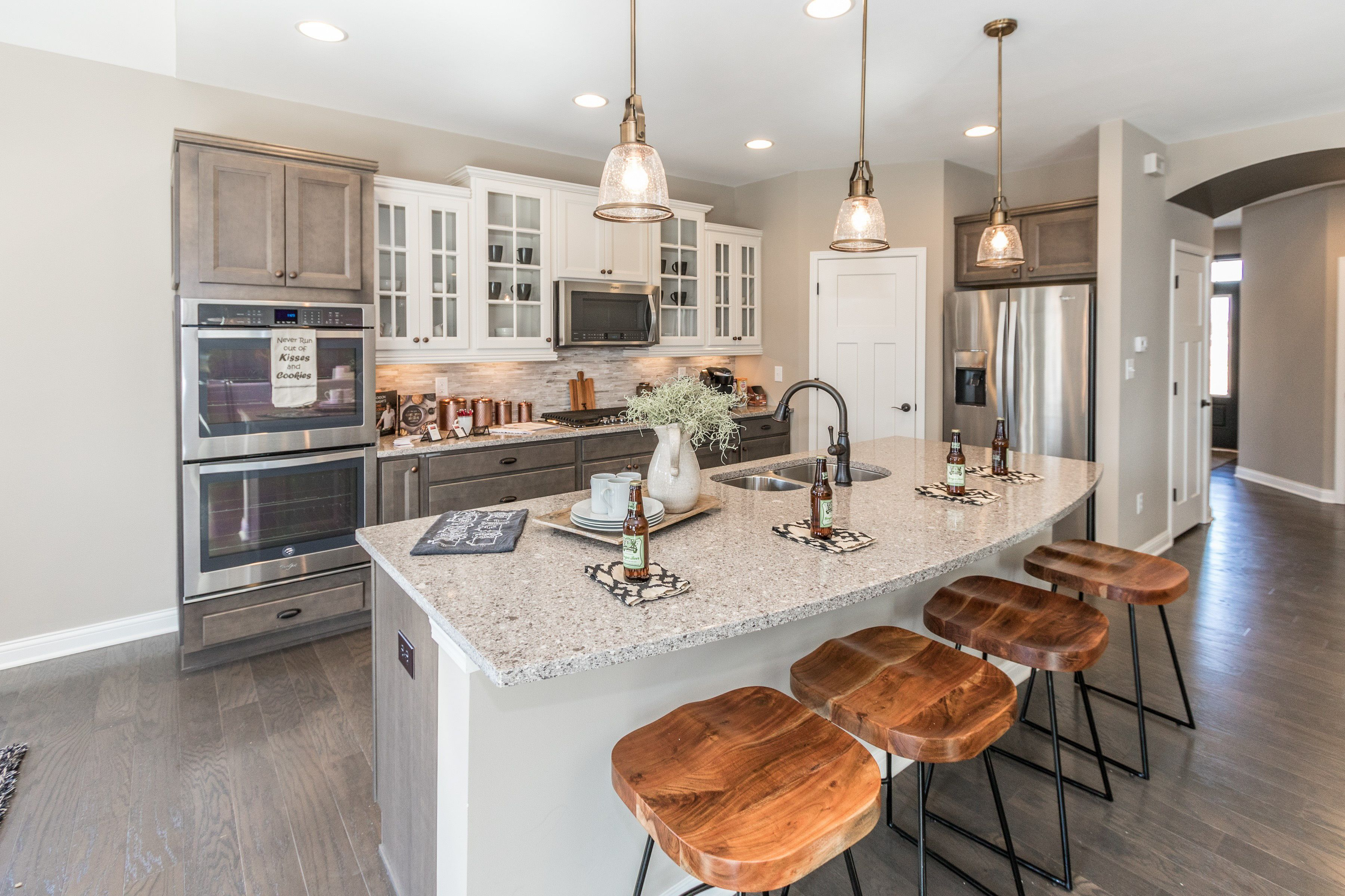 Kitchen featured in the Bradford By Fischer Homes  in Columbus, OH