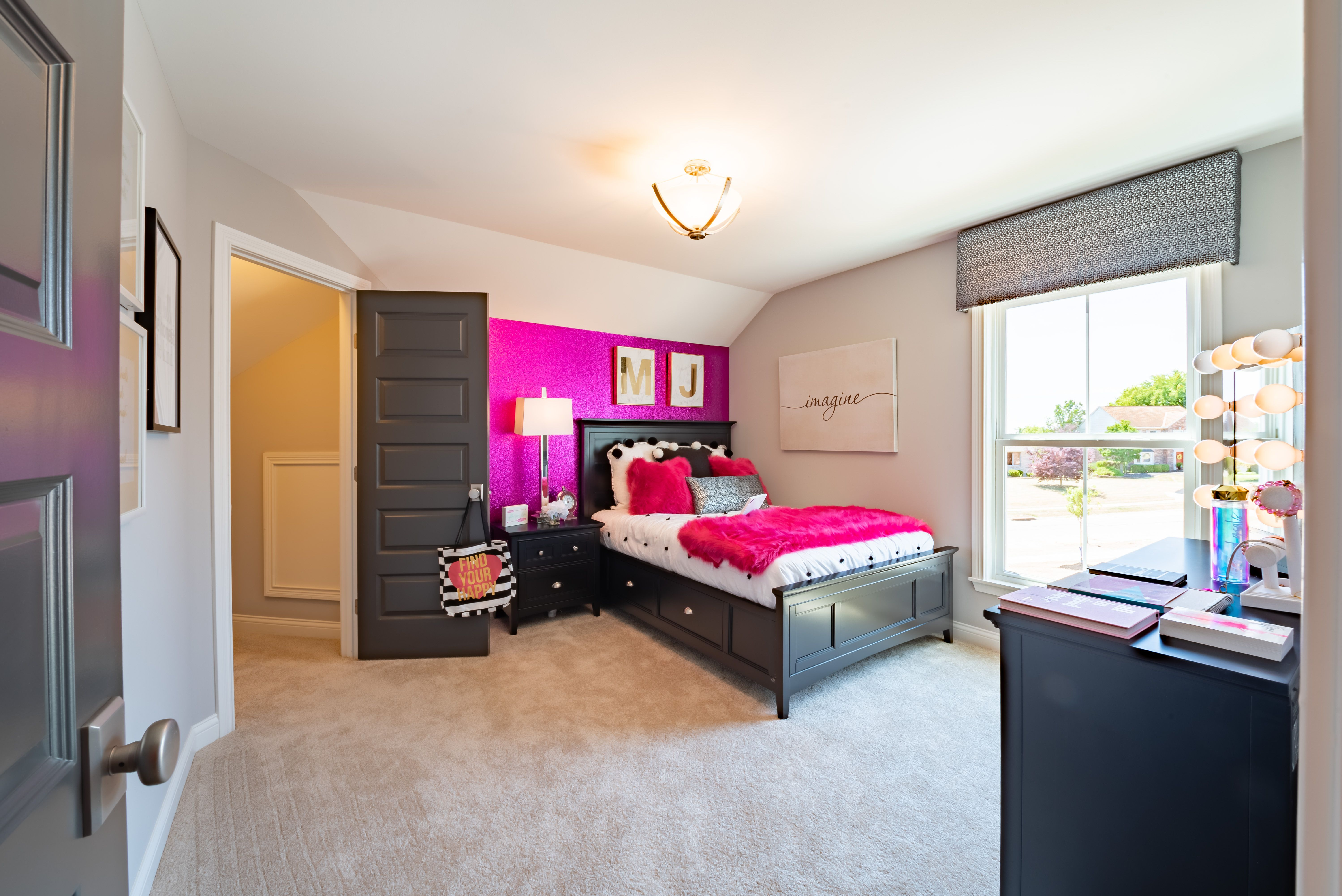 Bedroom featured in the Bradford By Fischer Homes  in Columbus, OH