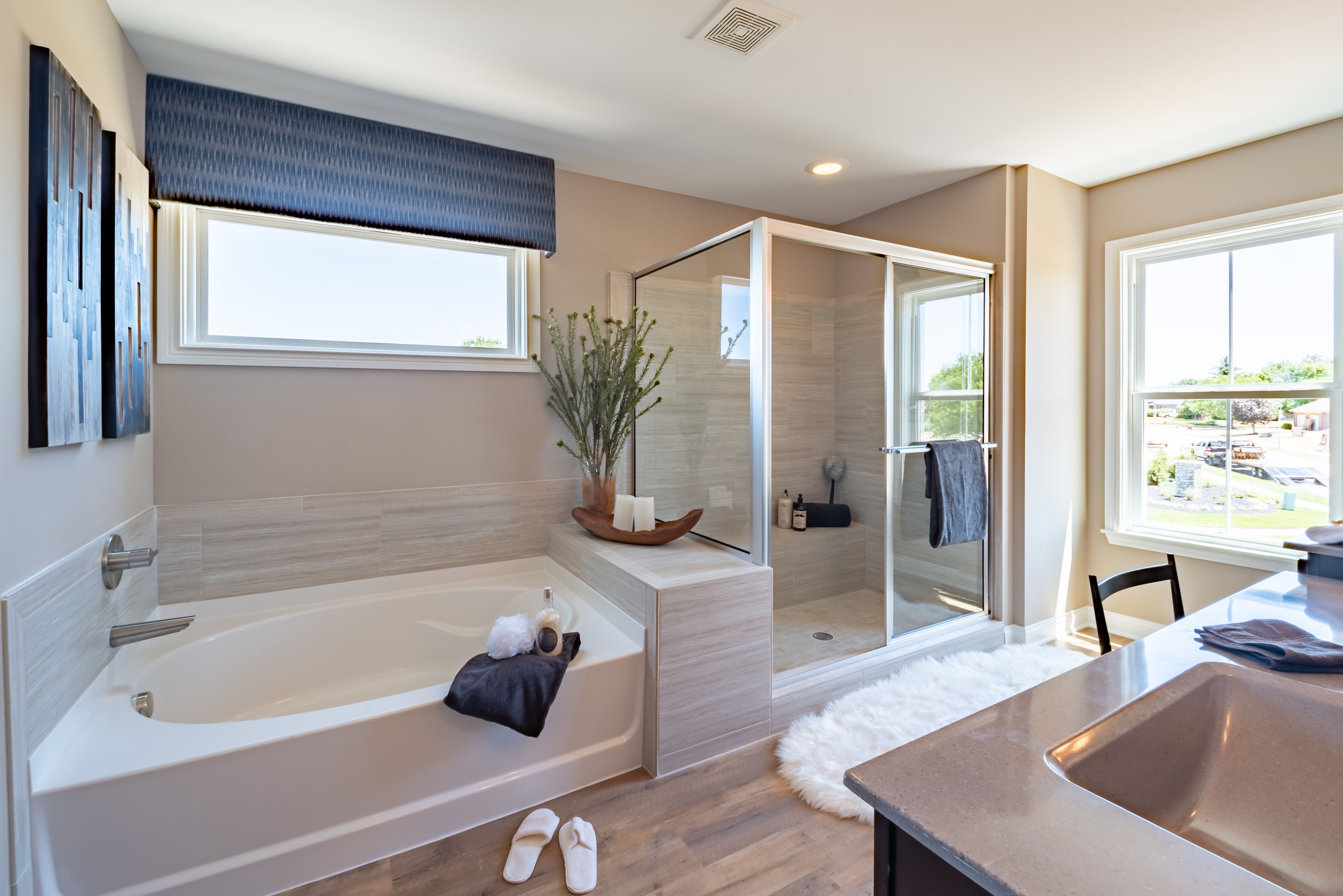 Bathroom featured in the Bradford By Fischer Homes  in Columbus, OH