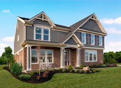 Andover - Thorpe Creek - The Knoll: Fishers, Indiana - Fischer Homes