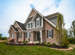 Mitchell - Shaker Run: Lebanon, Ohio - Fischer Homes