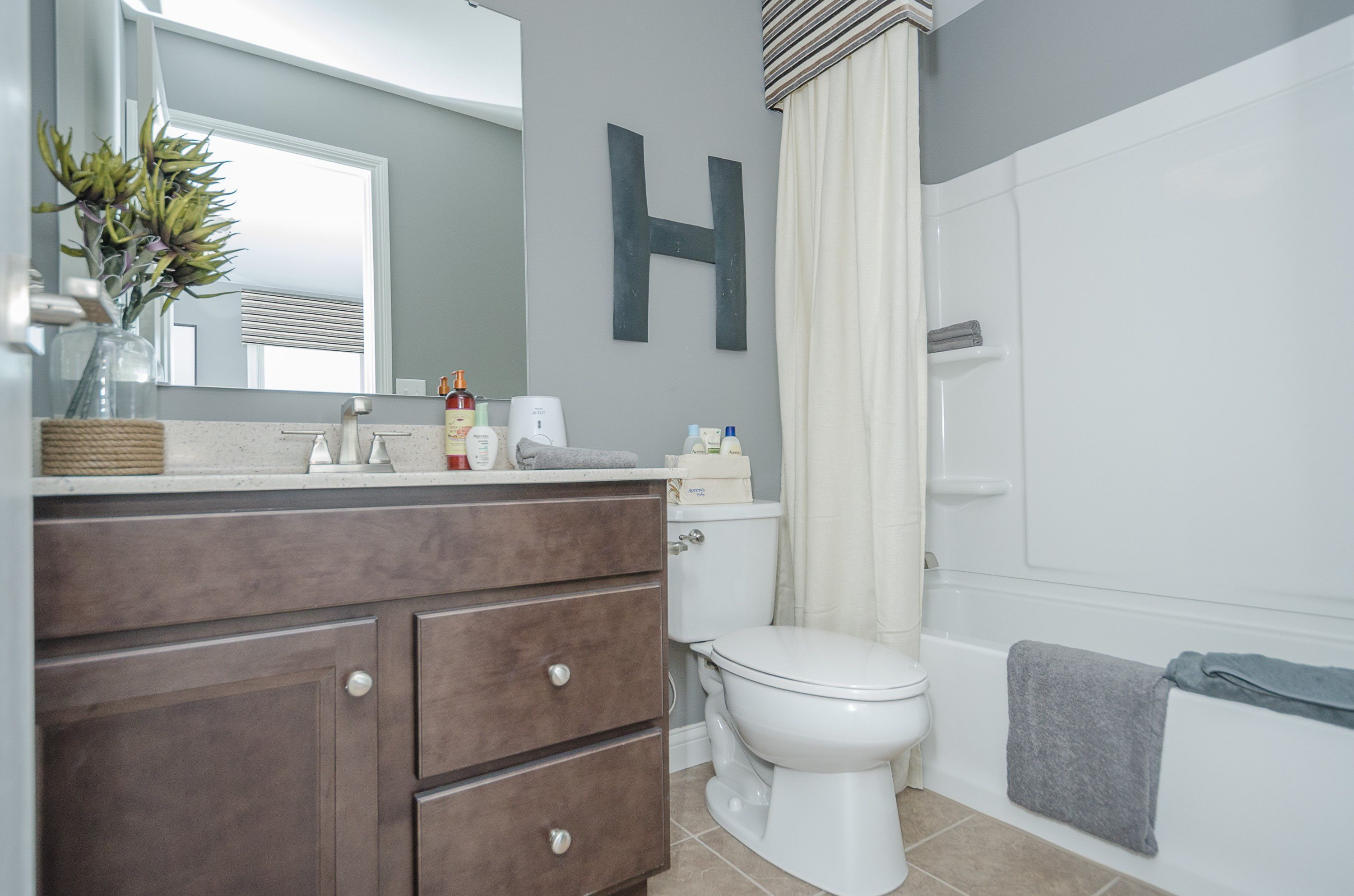 Bathroom featured in the Mitchell By Fischer Homes  in Columbus, OH