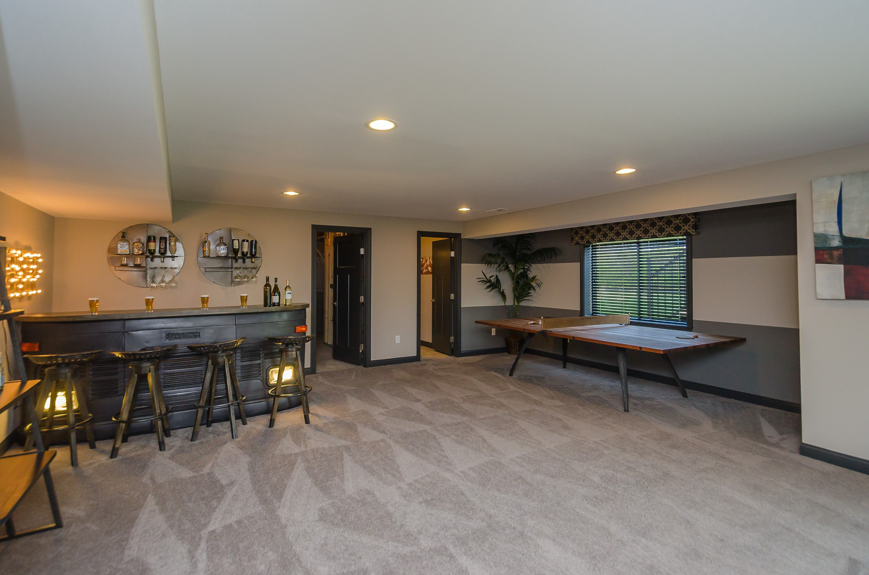 Living Area featured in the Mitchell By Fischer Homes  in Columbus, OH