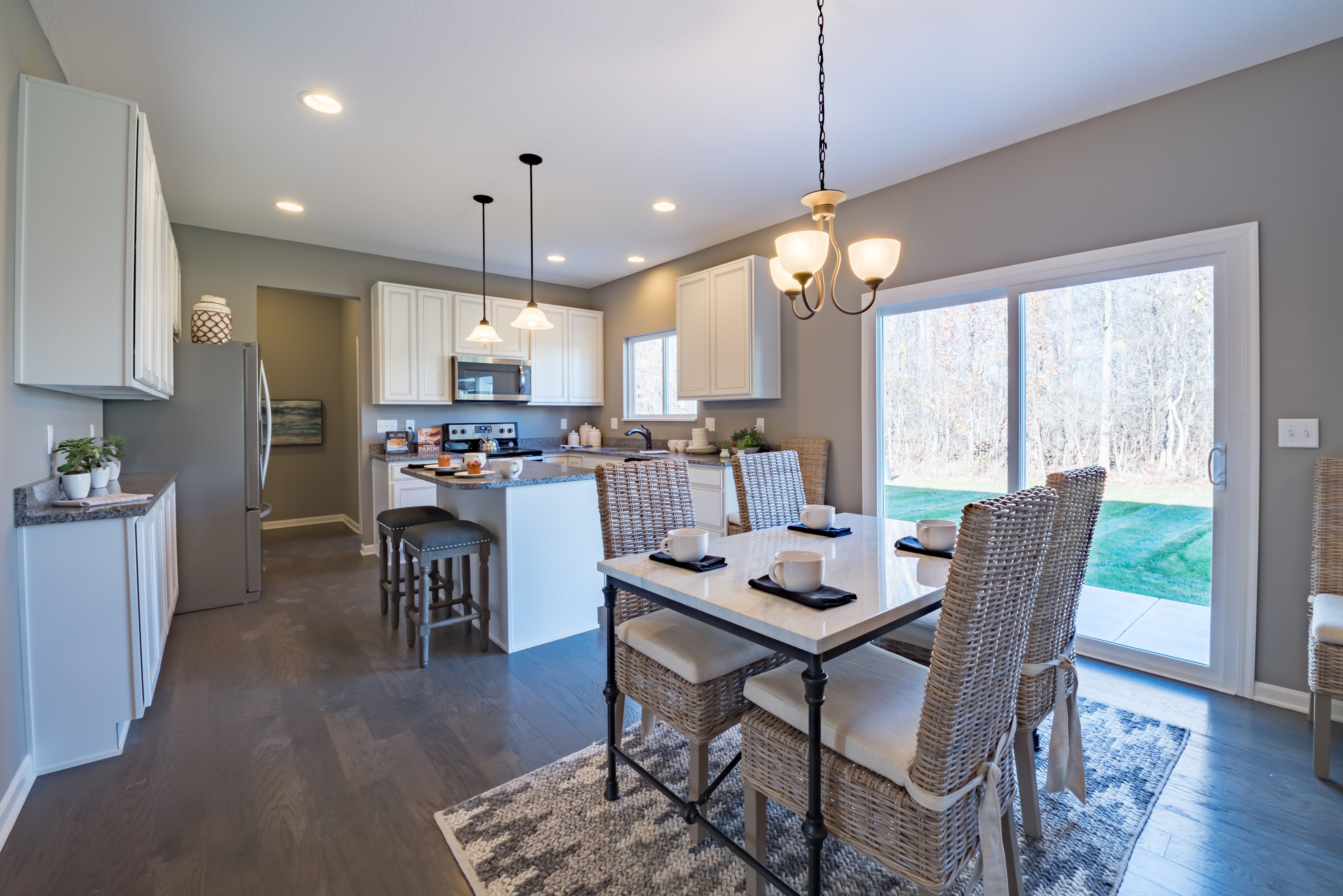 Living Area featured in the Denali By Fischer Homes  in Louisville, KY