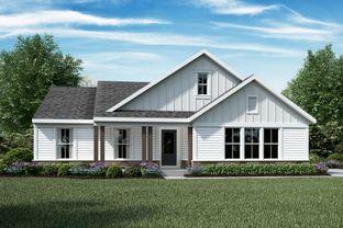 Magnolia - Villages At Brookside: Mc Cordsville, Indiana - Fischer Homes