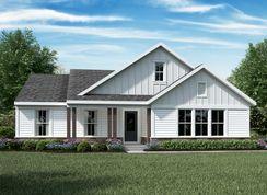 Magnolia - Prestwick Place: Cincinnati, Ohio - Fischer Homes