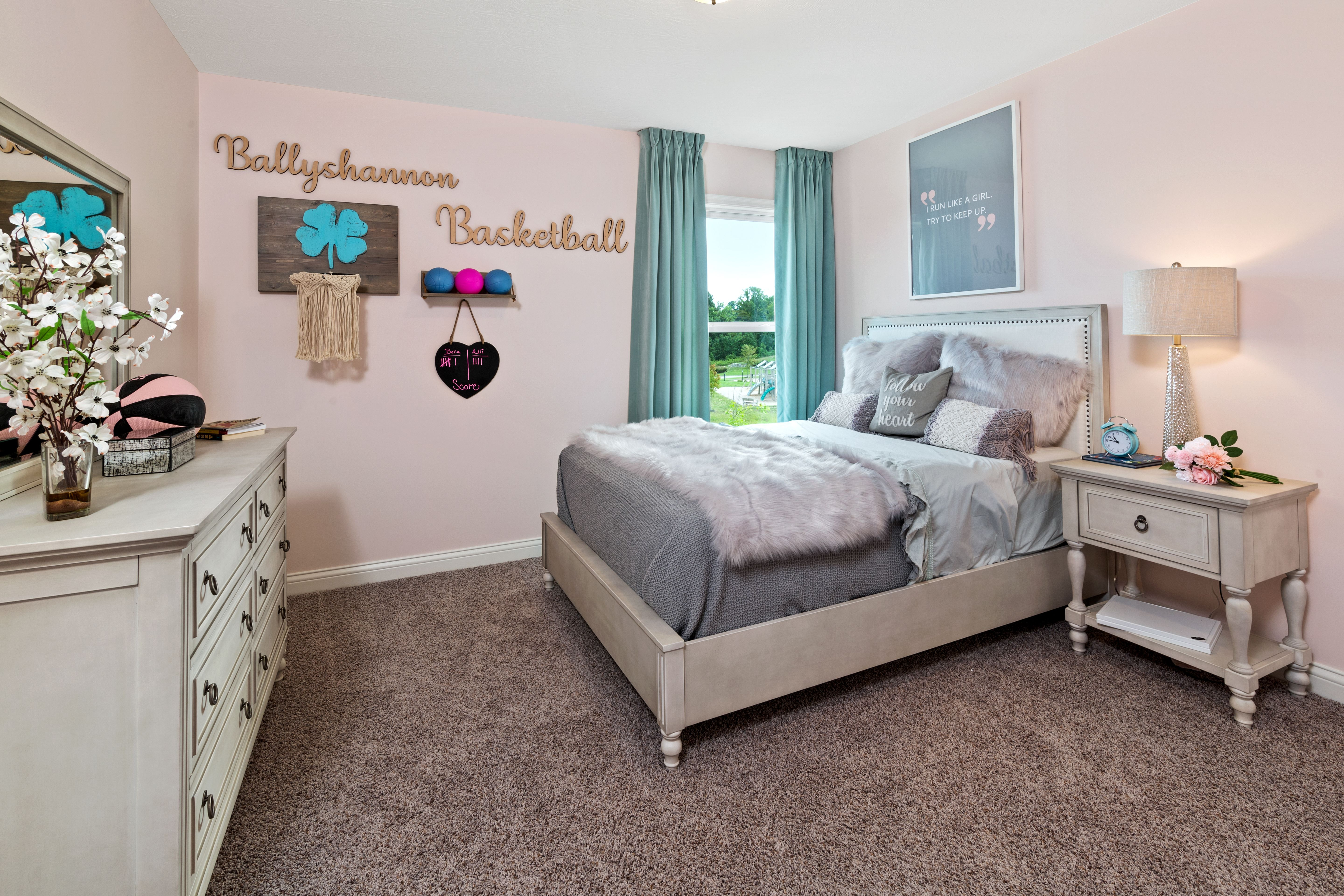 Bedroom featured in the Avery By Fischer Homes  in Dayton-Springfield, OH