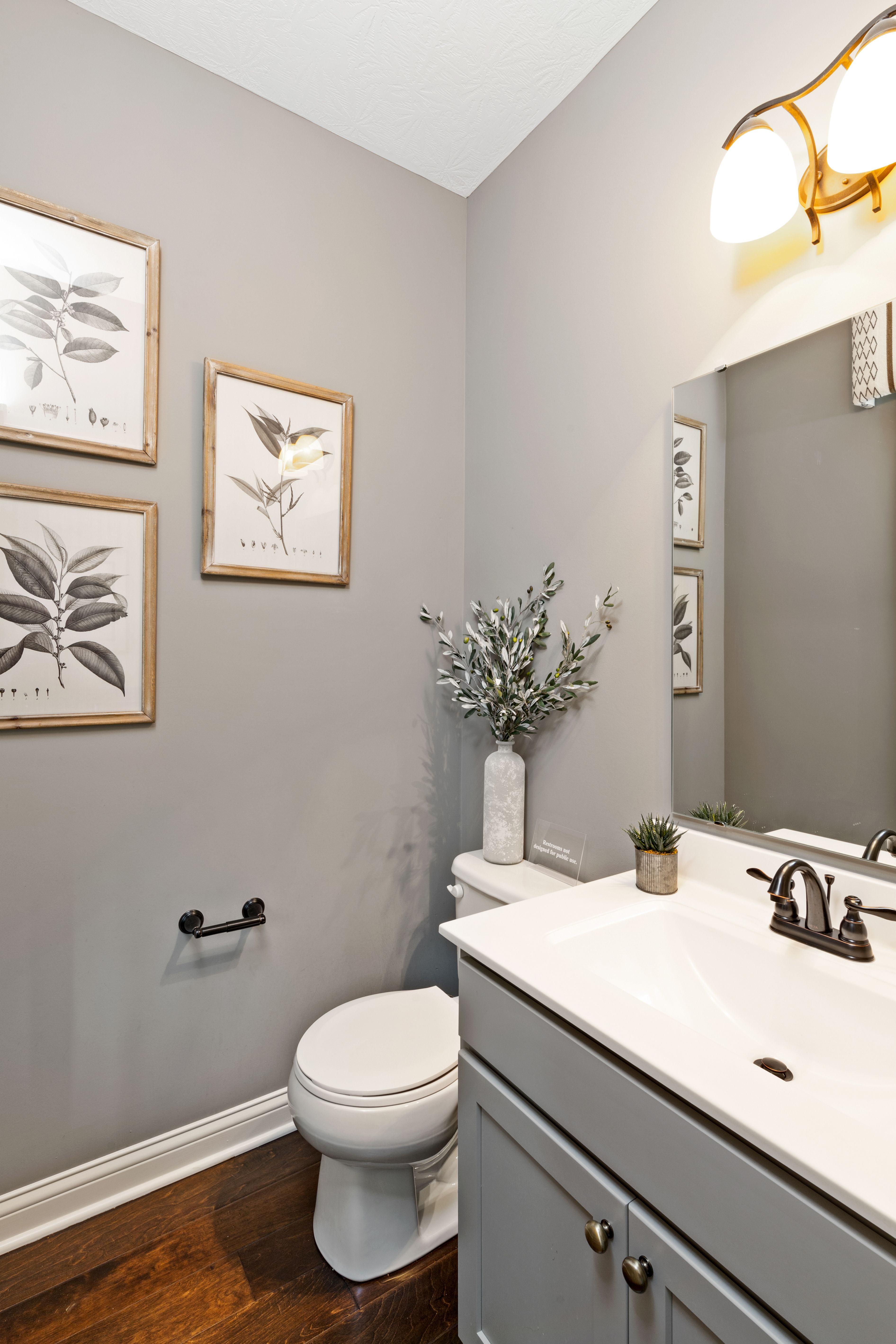 Bathroom featured in the Avery By Fischer Homes  in Cincinnati, KY