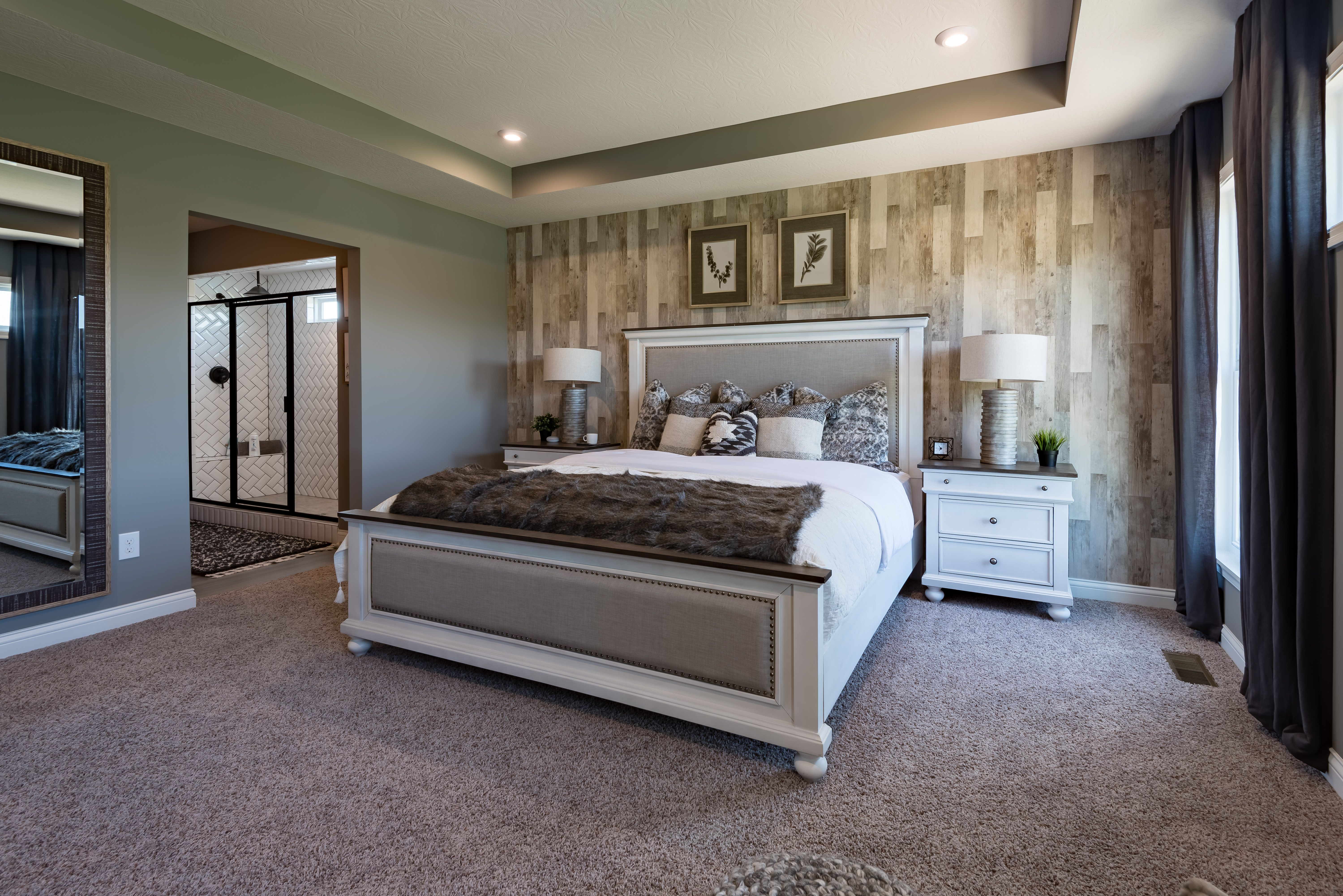 Bedroom featured in the Avery By Fischer Homes  in Louisville, KY