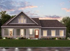 Calvin - Magnolia Woods: Colerain Township, Ohio - Fischer Homes