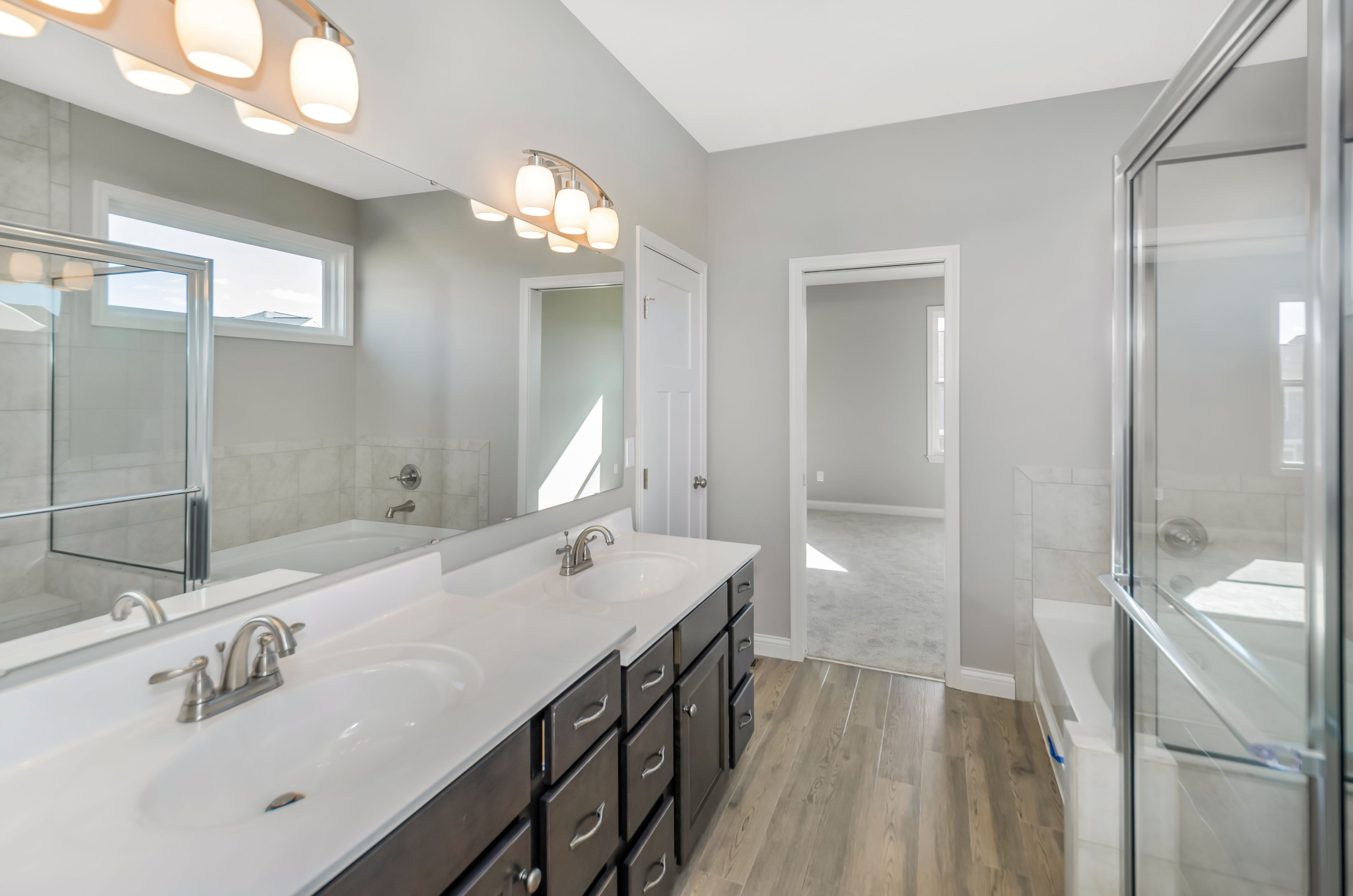 Bathroom featured in the Calvin By Fischer Homes  in Louisville, KY