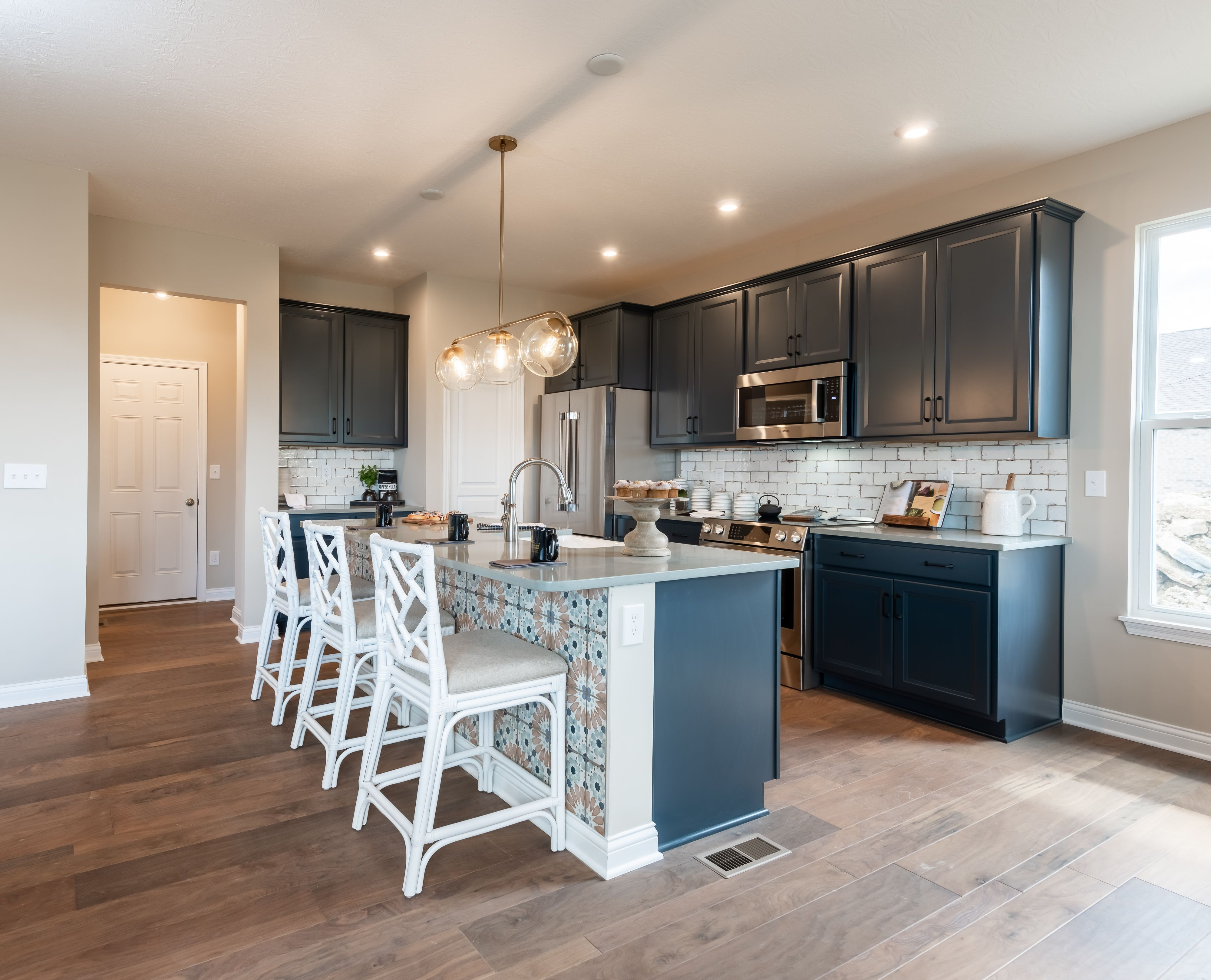 Kitchen featured in the Keaton By Fischer Homes  in Cincinnati, KY