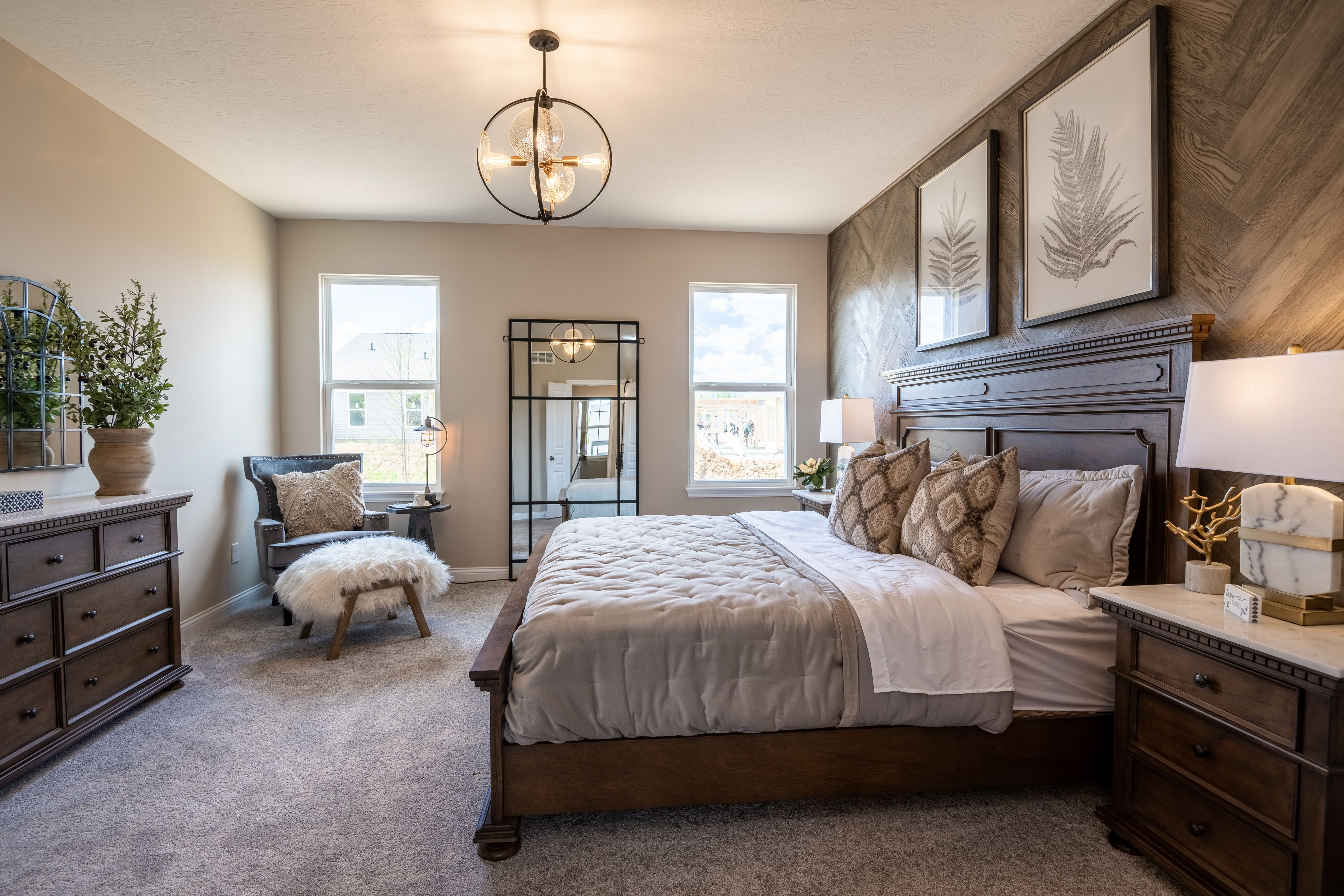 Bedroom featured in the Keaton By Fischer Homes  in Cincinnati, KY