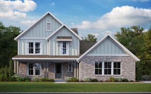 Charles - The Reserve at Pickerington Ponds: Pickerington, Ohio - Fischer Homes