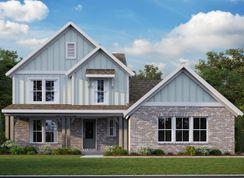 Charles - Torrey Pines: Beavercreek, Ohio - Fischer Homes
