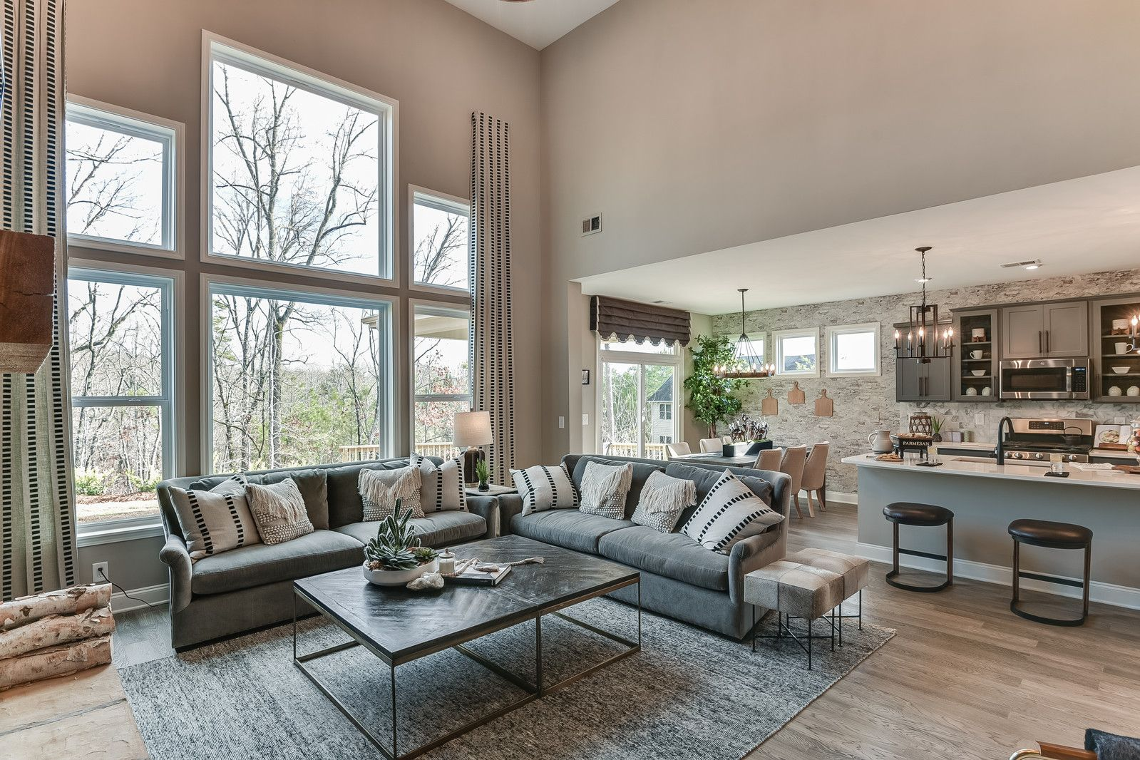Living Area featured in the Charles By Fischer Homes  in Louisville, KY