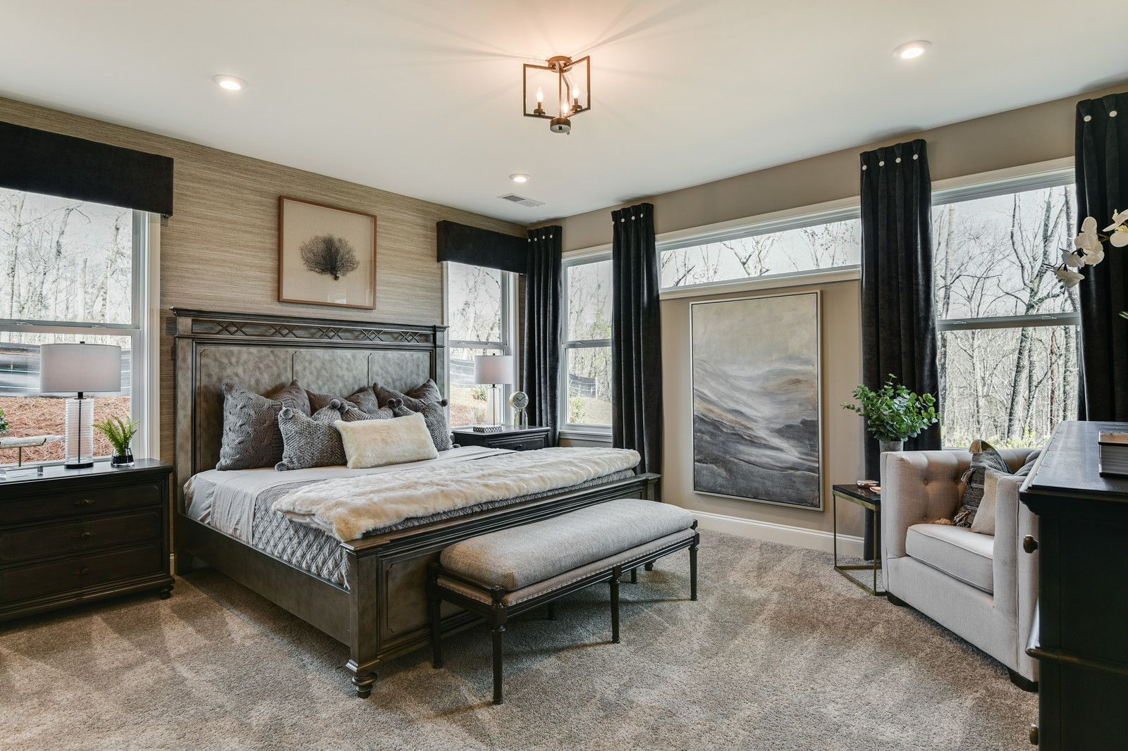 Bedroom featured in the Charles By Fischer Homes  in Louisville, KY