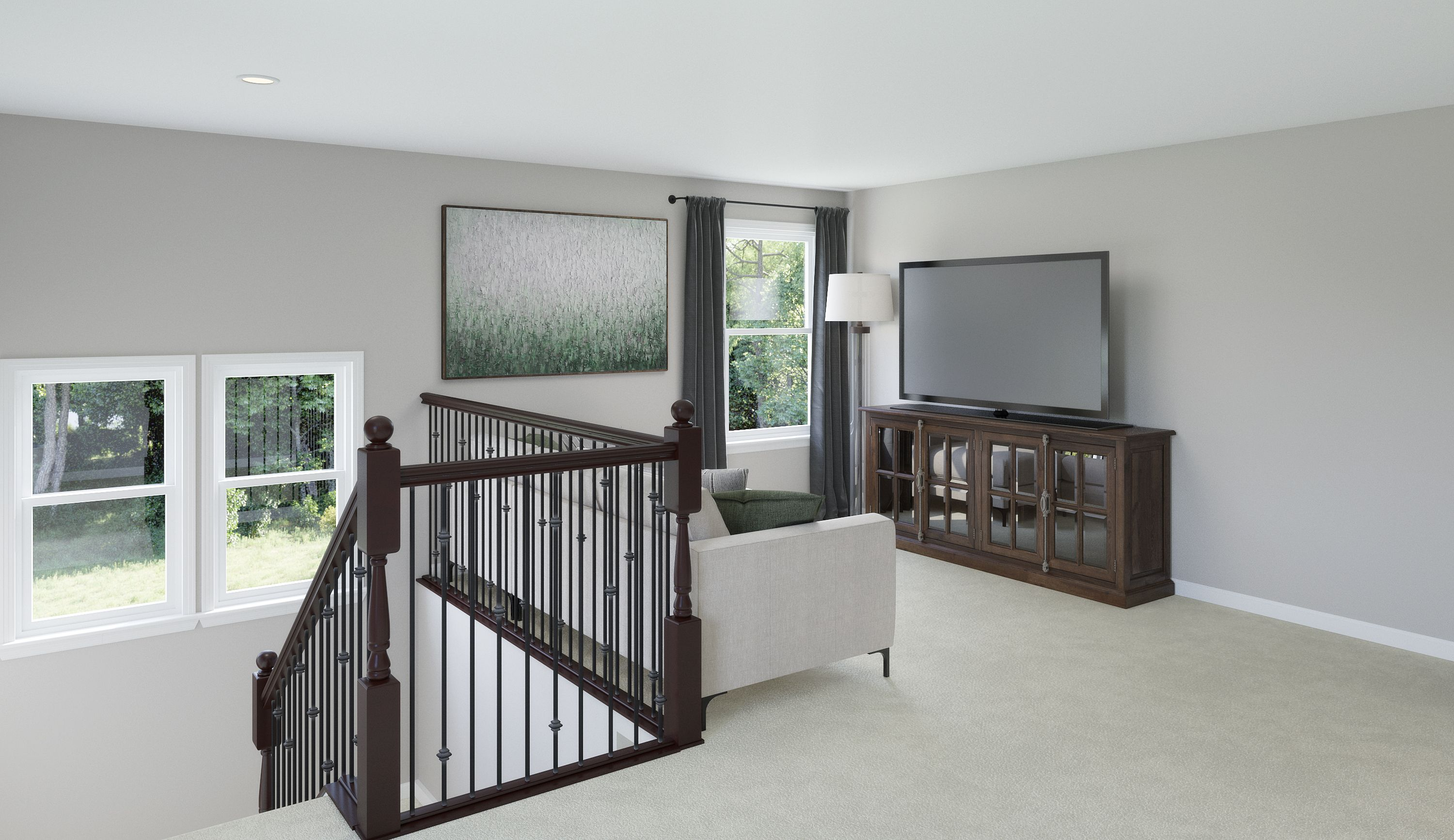 Bedroom featured in the Miles By Fischer Homes  in Louisville, KY