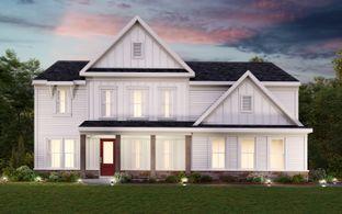 Wyatt - Villages At Brookside: Mc Cordsville, Indiana - Fischer Homes