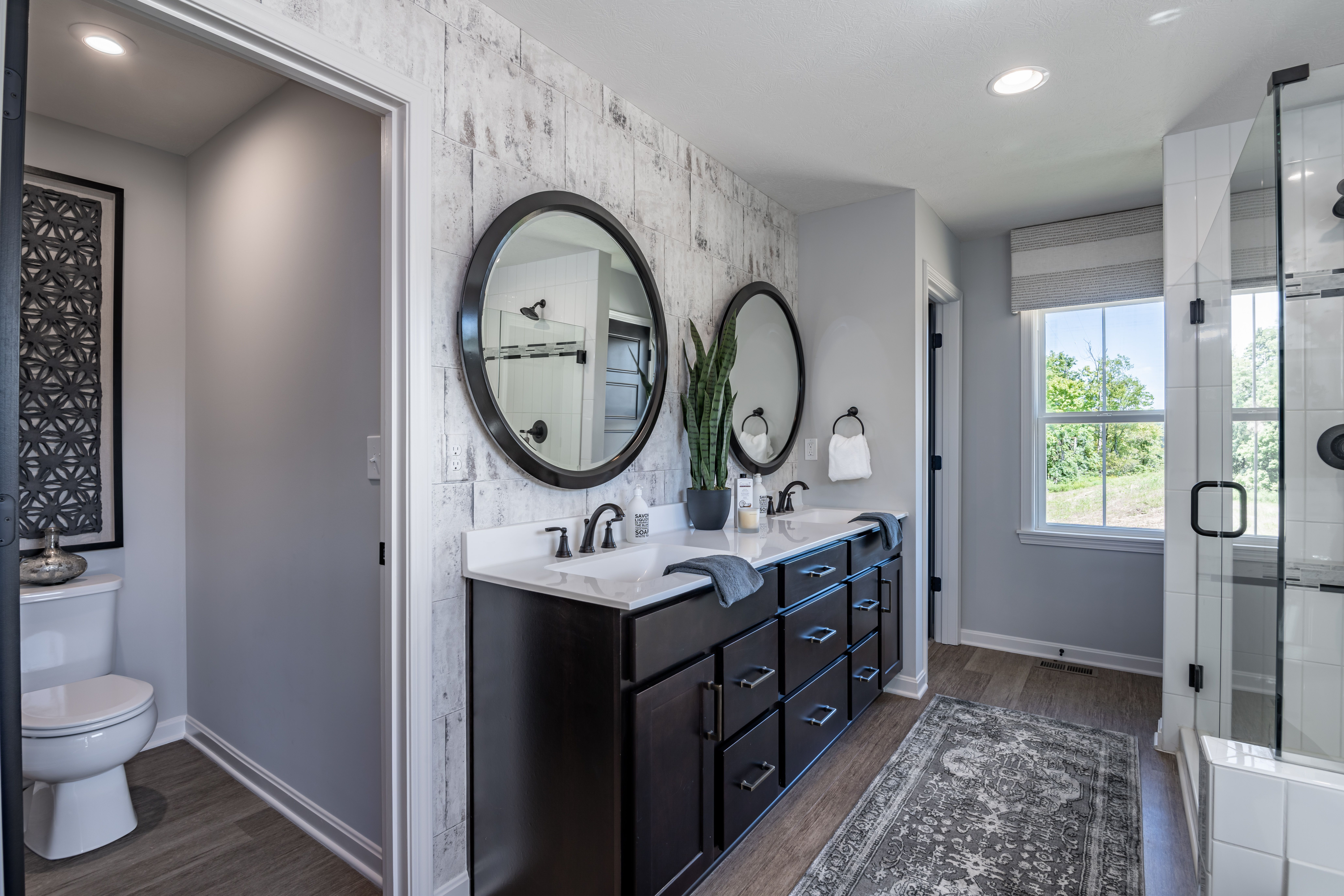 Bathroom featured in the Wyatt By Fischer Homes  in Louisville, KY
