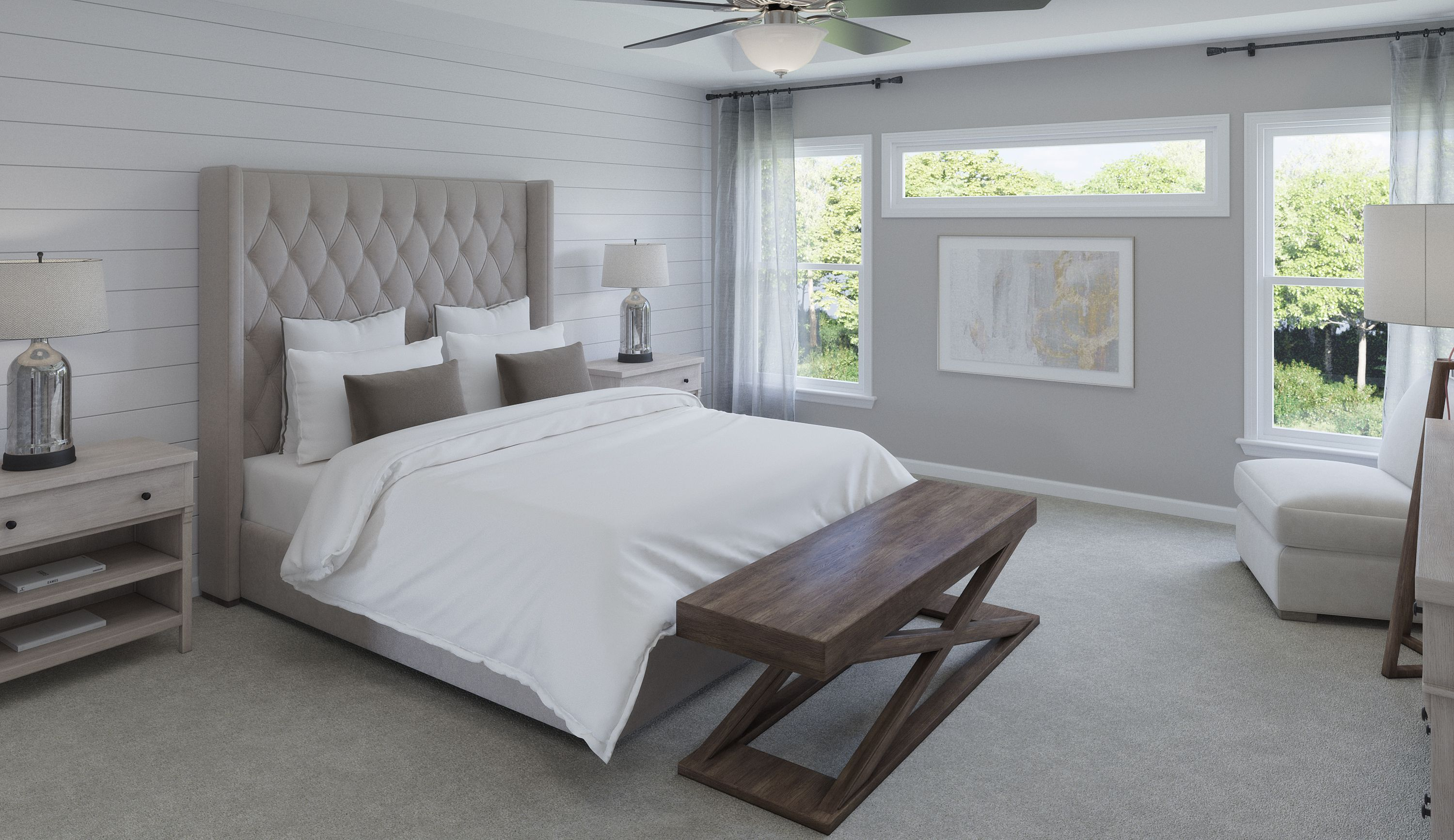Bedroom featured in the Wyatt By Fischer Homes  in Louisville, KY
