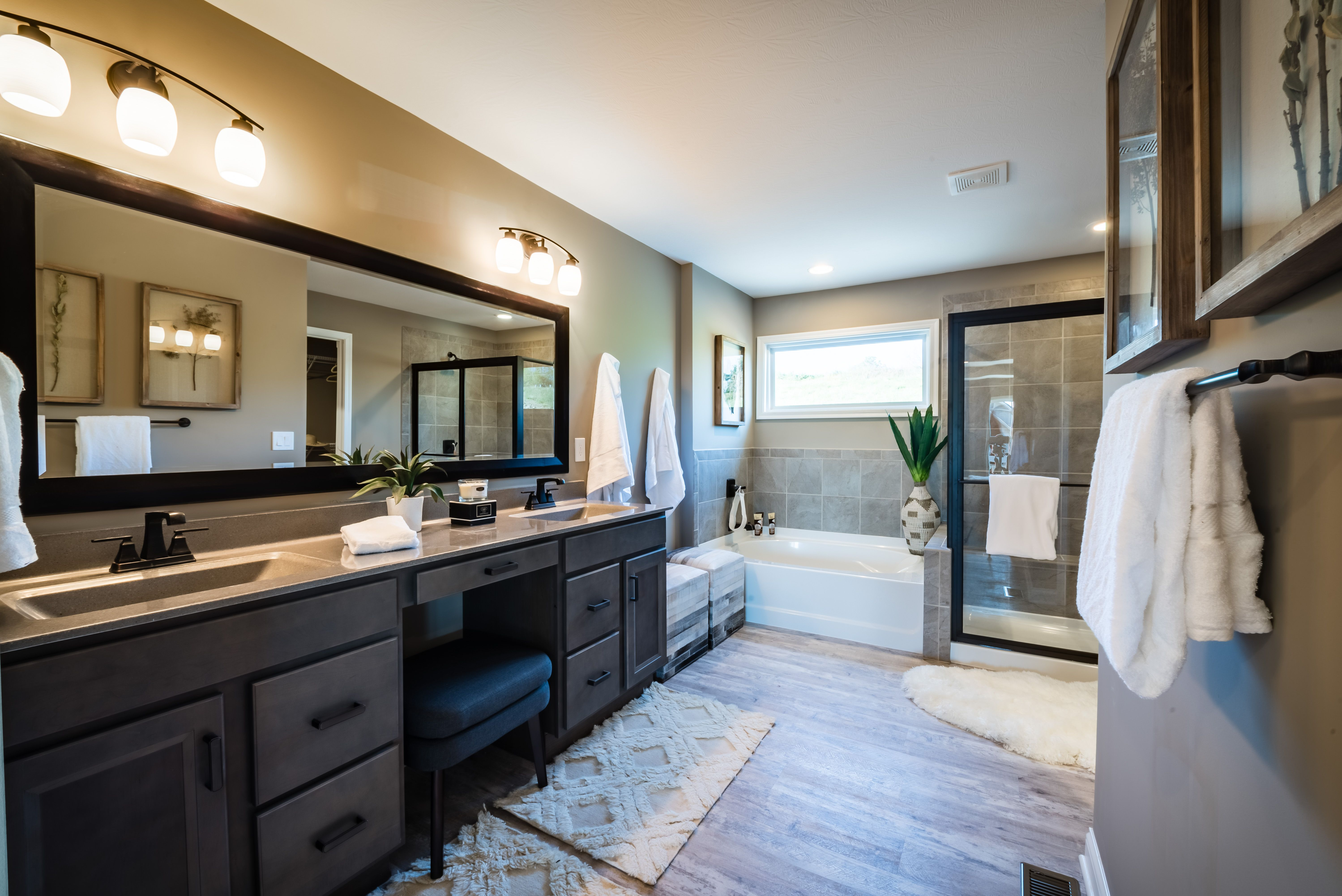 Bathroom featured in the Foster By Fischer Homes  in Louisville, KY