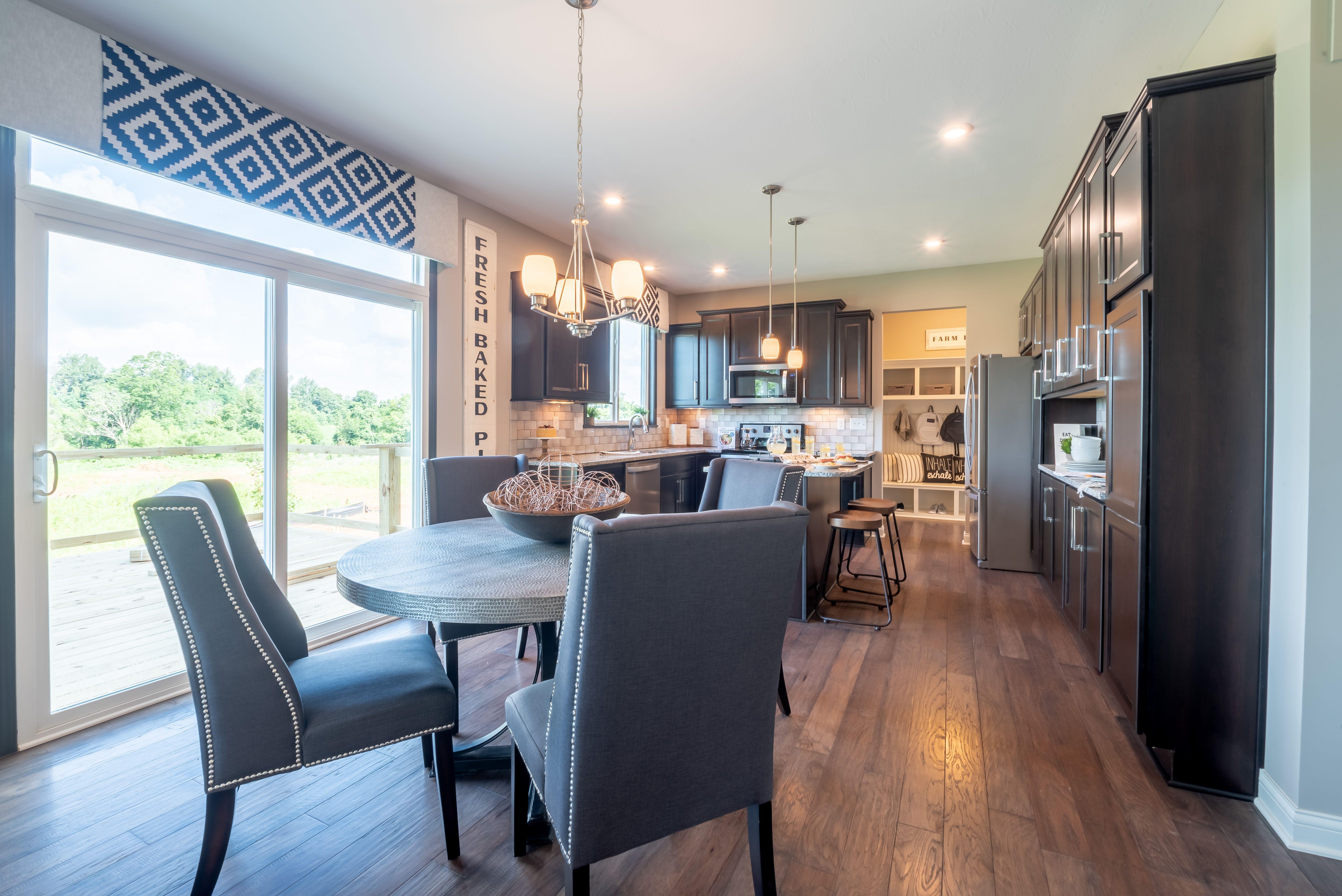 Kitchen featured in the Foster By Fischer Homes  in Louisville, KY