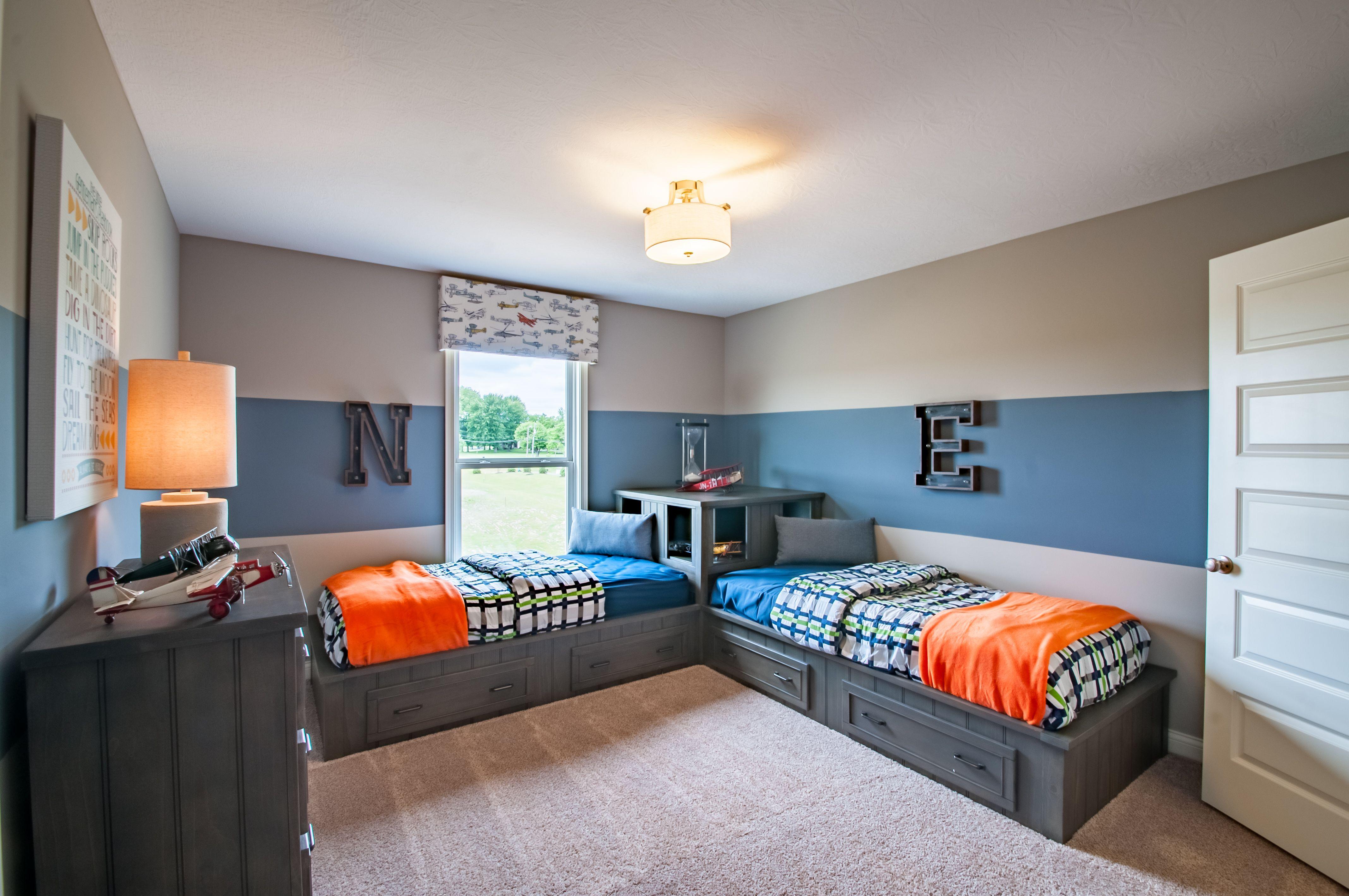 Bedroom featured in the Foster By Fischer Homes  in Atlanta, GA