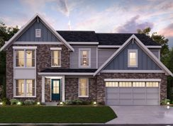 Grandin - Glen Ridge Estates: Indianapolis, Indiana - Fischer Homes