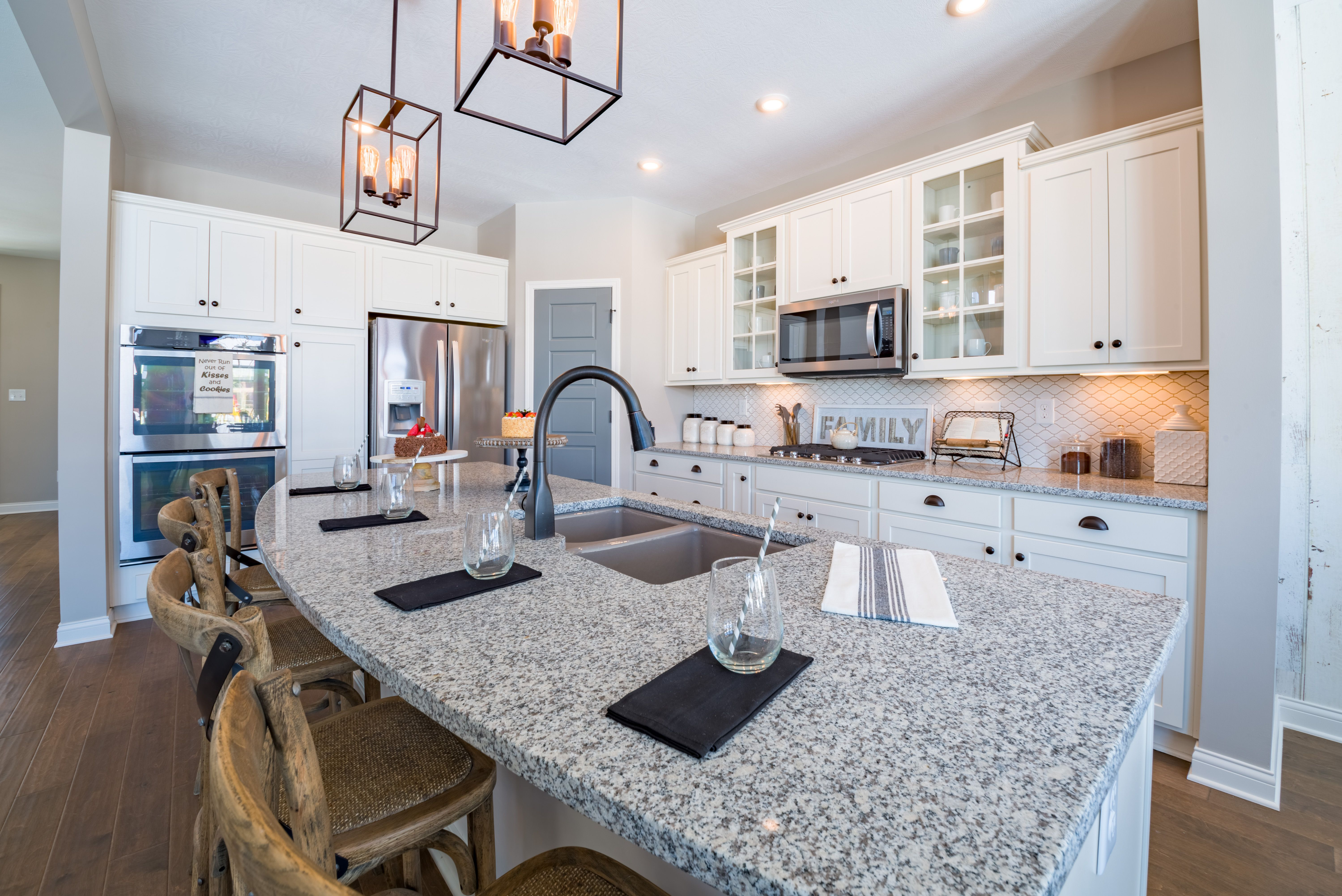 Kitchen featured in the Blair By Fischer Homes  in Louisville, KY