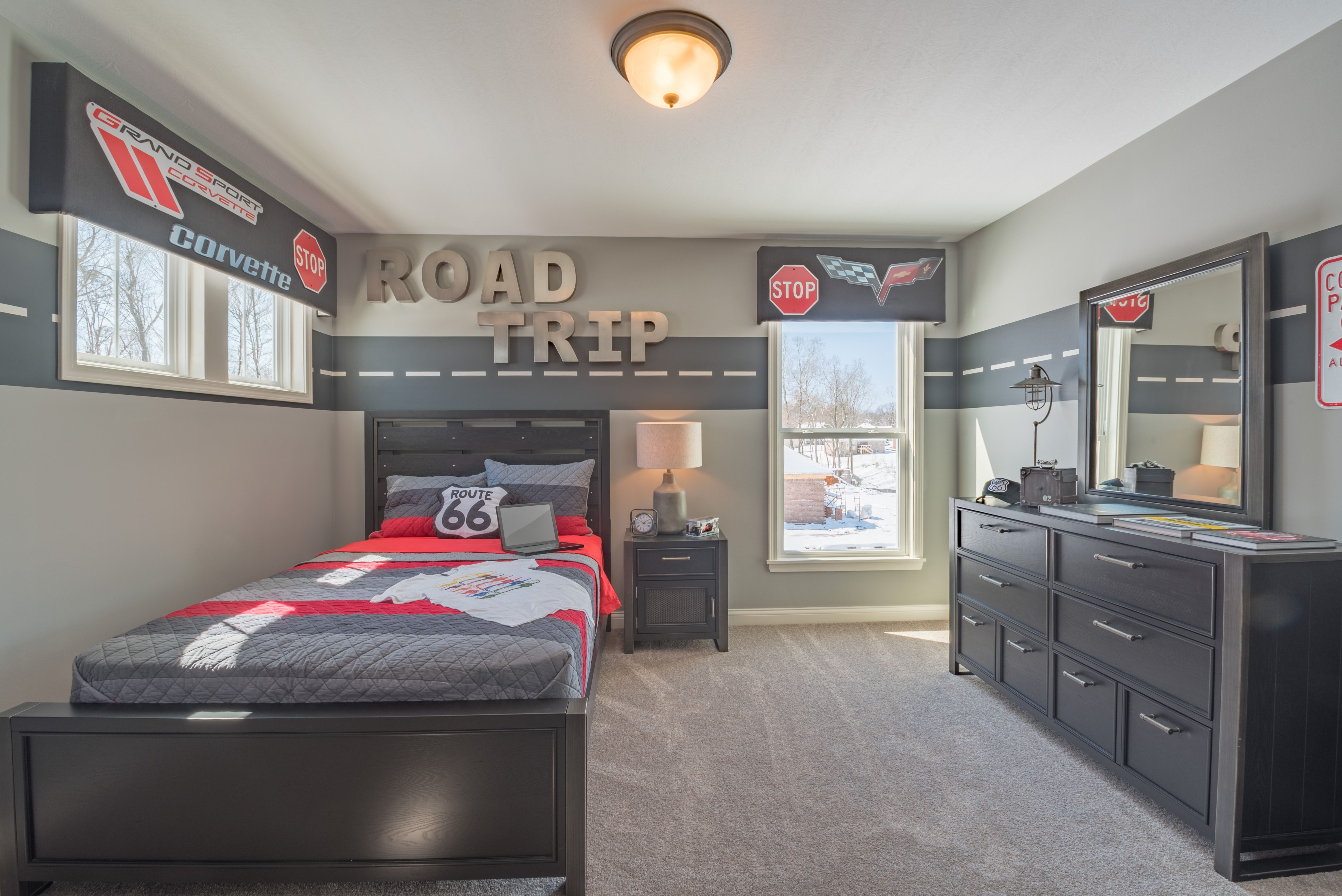 Bedroom featured in the Blair By Fischer Homes  in Louisville, KY