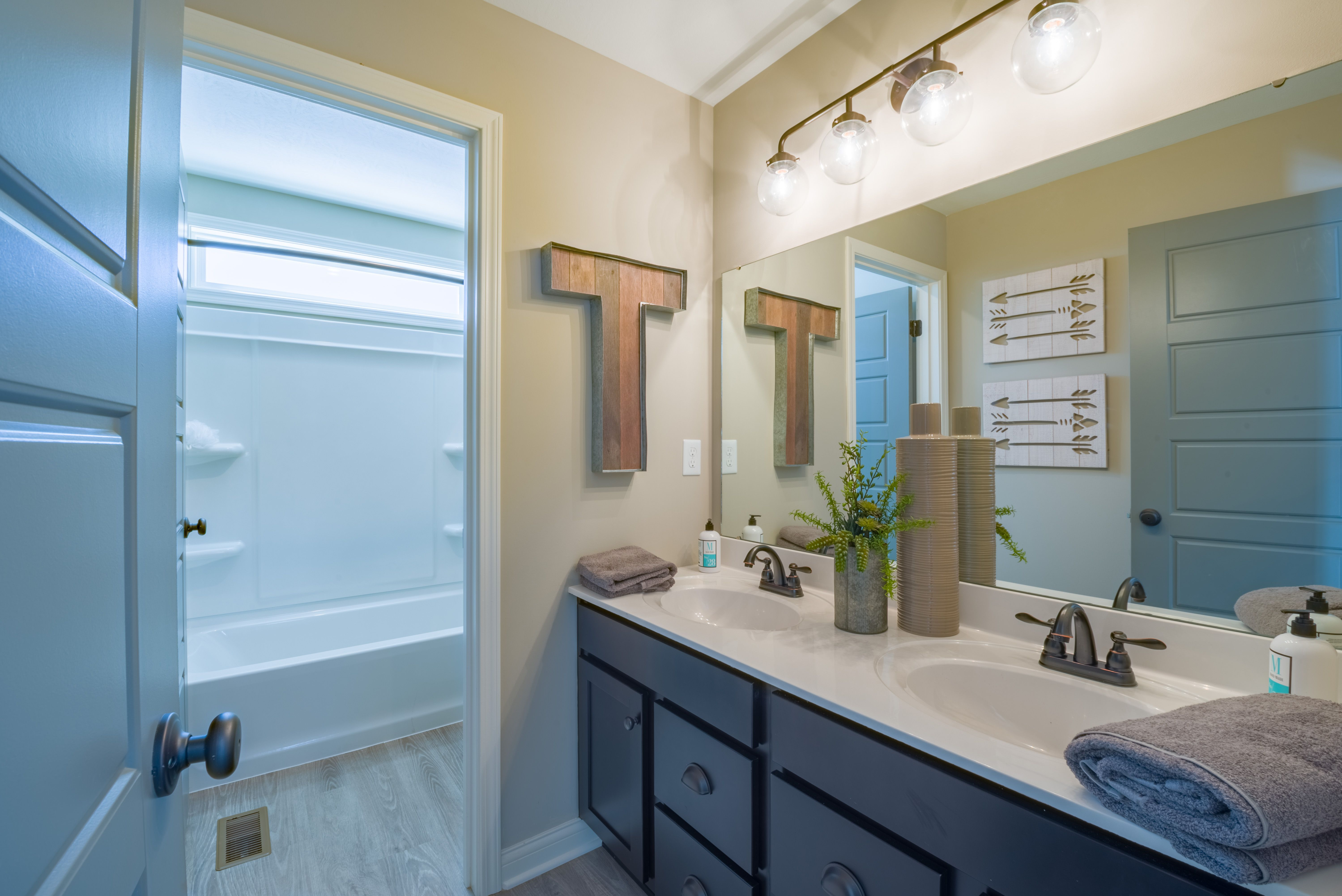 Bathroom featured in the Blair By Fischer Homes  in Louisville, KY