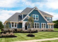Leland - Chesapeake: Pickerington, Ohio - Fischer Homes